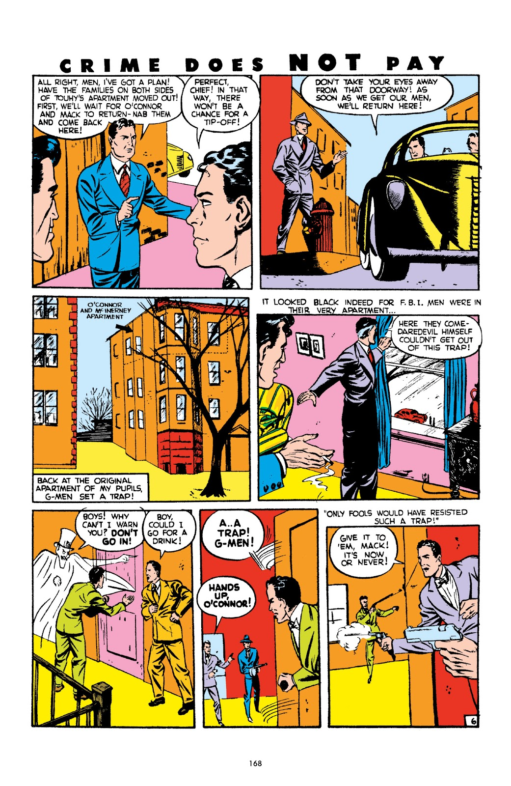 Read online Crime Does Not Pay Archives comic -  Issue # TPB 2 (Part 2) - 68