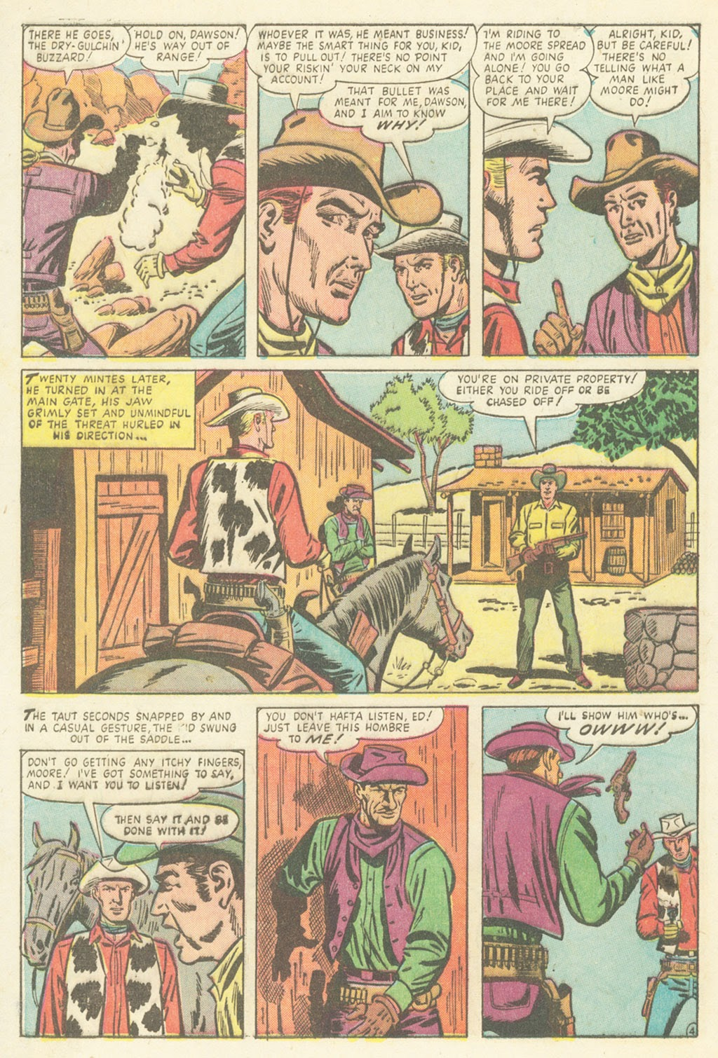Kid Colt Outlaw issue 52 - Page 30