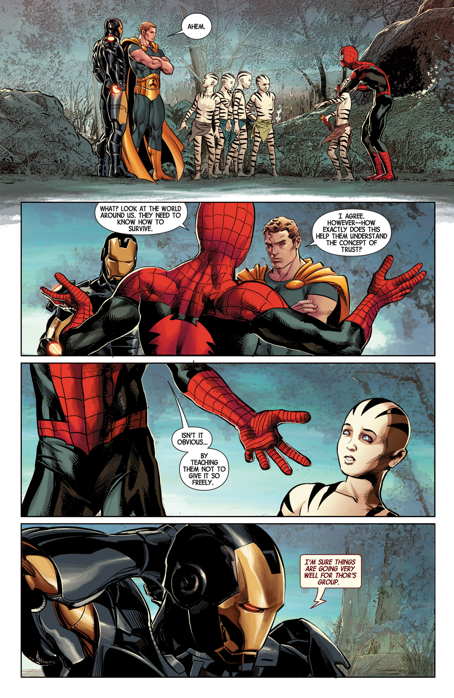 Read online Avengers (2013) comic -  Issue #12 - 10