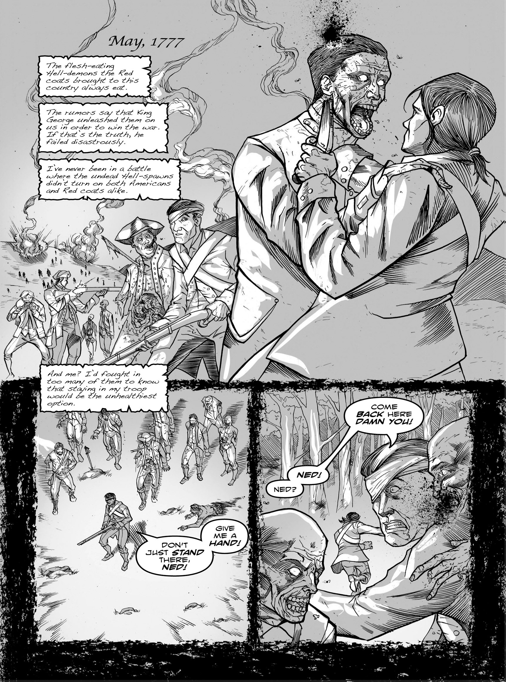 Read online FUBAR comic -  Issue #3 - 60