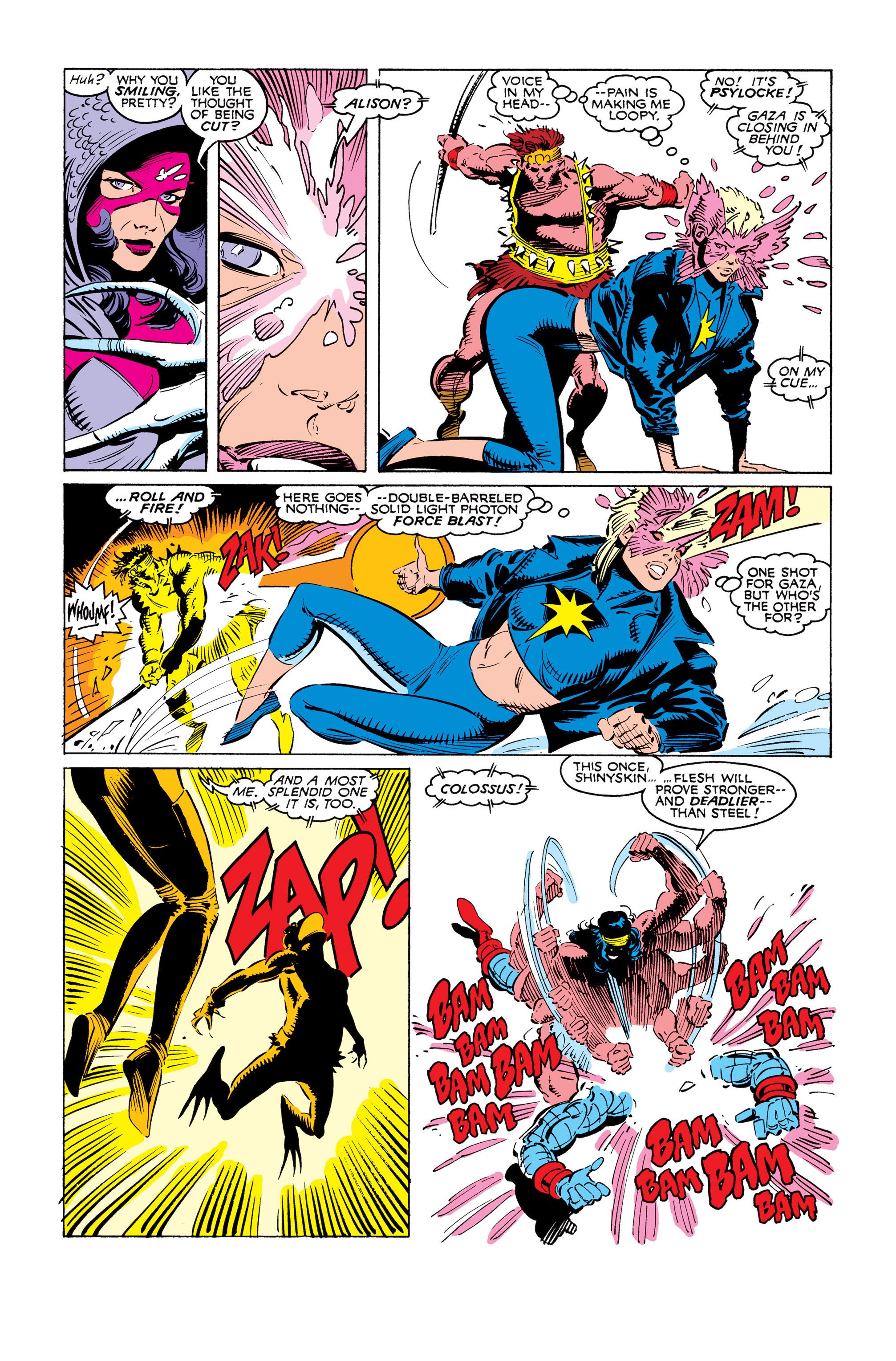 Read online Uncanny X-Men (1963) comic -  Issue #249 - 20