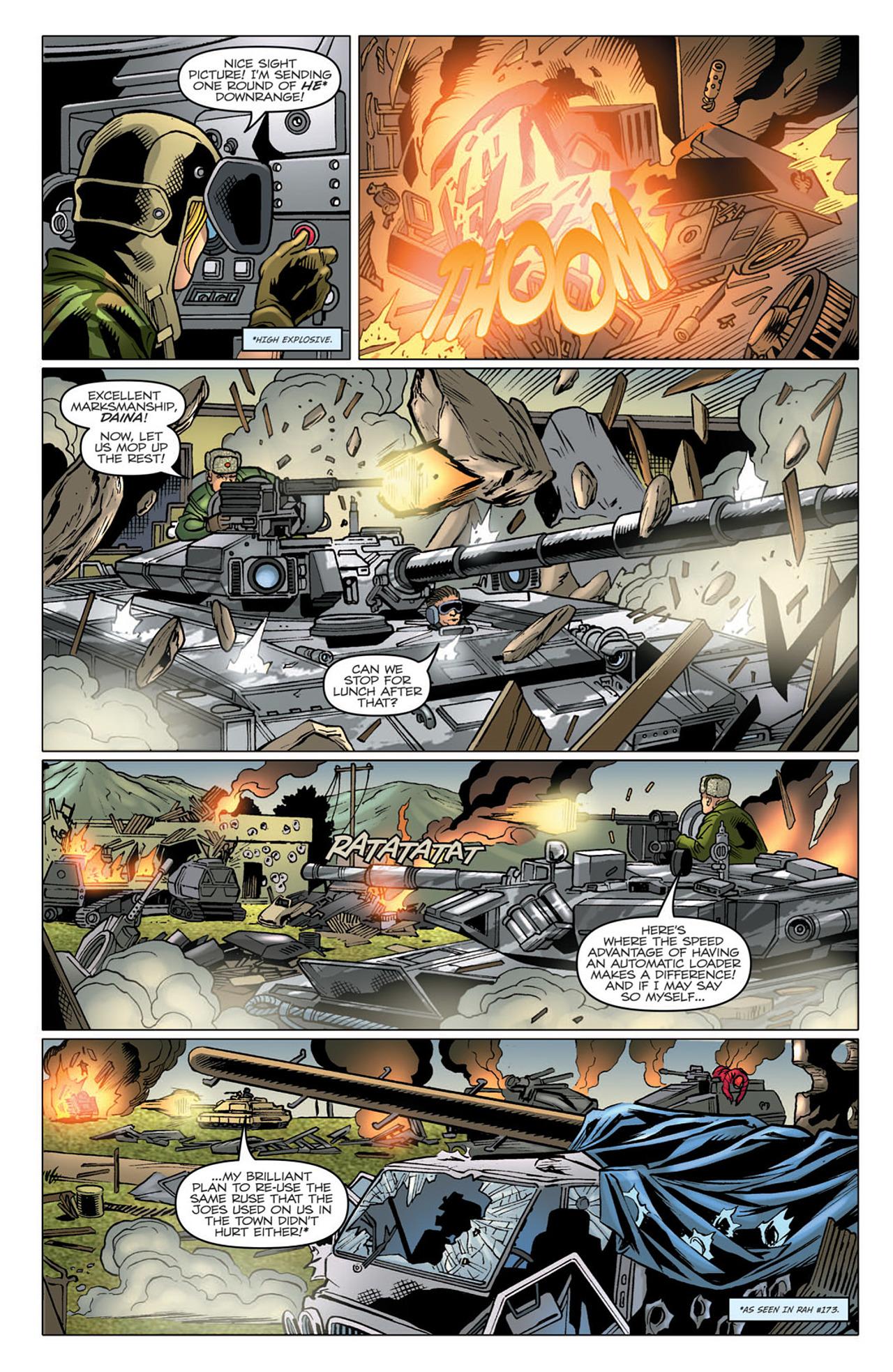 G.I. Joe: A Real American Hero 174 Page 8