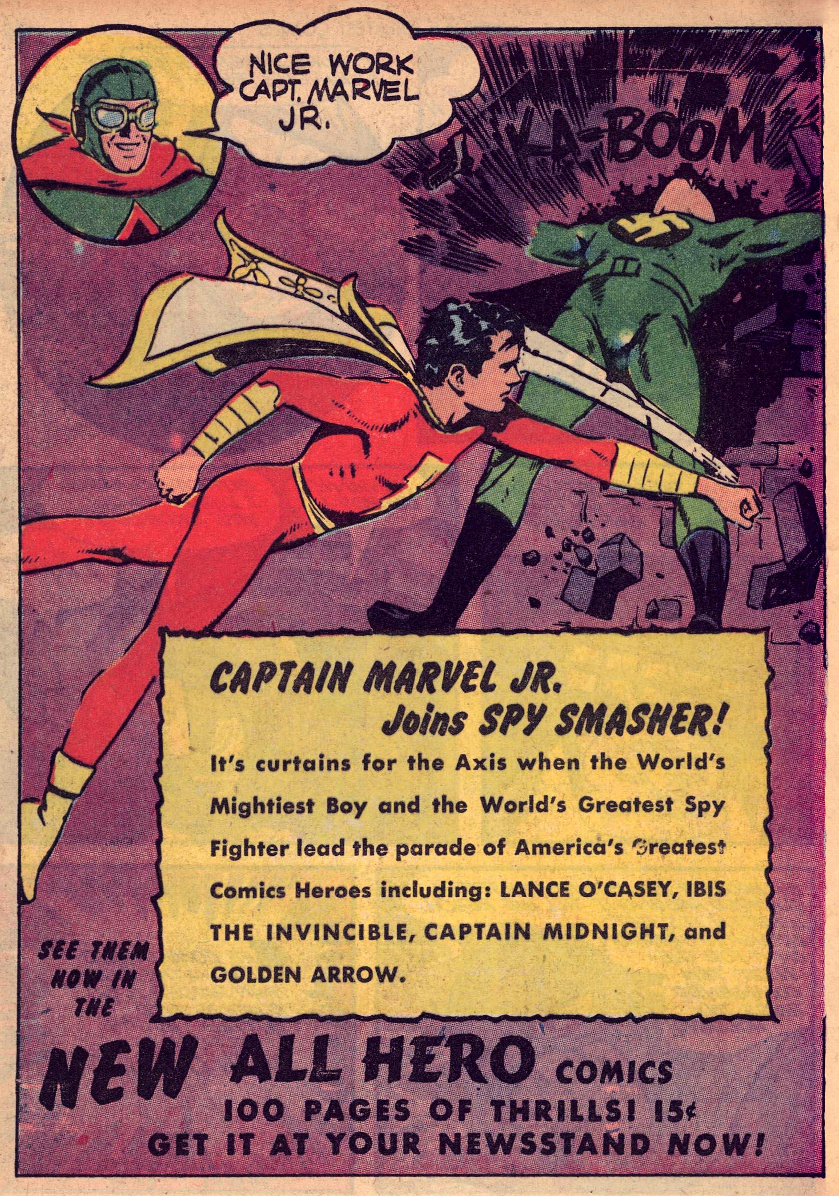 Read online America's Greatest Comics comic -  Issue #7 - 35