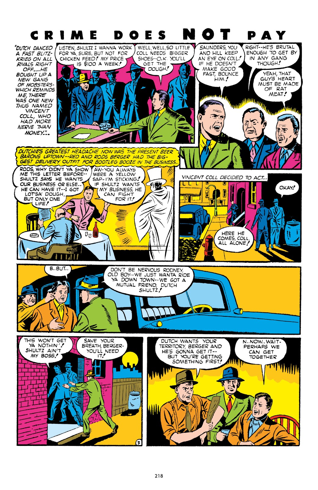 Read online Crime Does Not Pay Archives comic -  Issue # TPB 1 (Part 3) - 21
