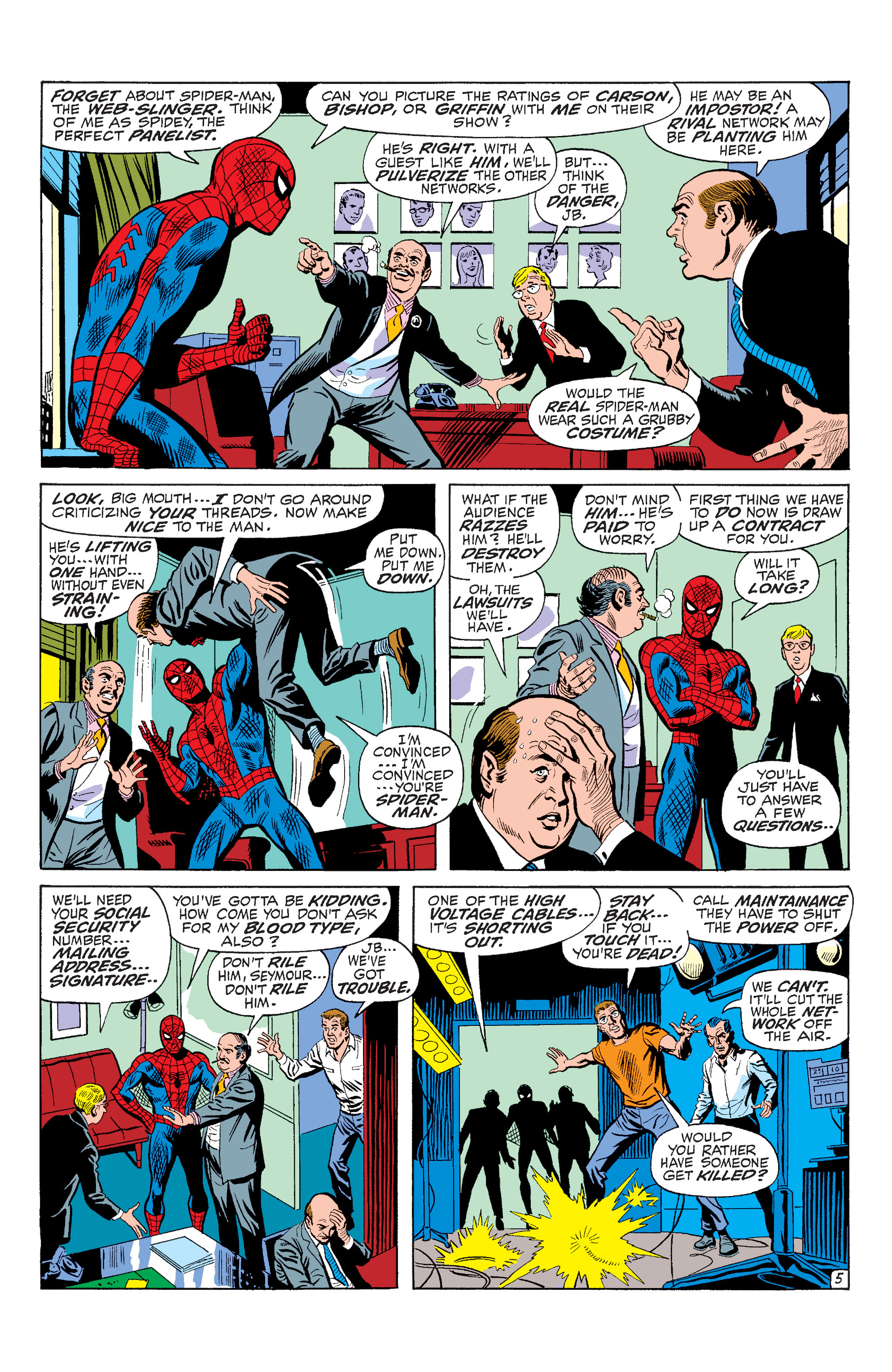 The Amazing Spider-Man (1963) 82 Page 5