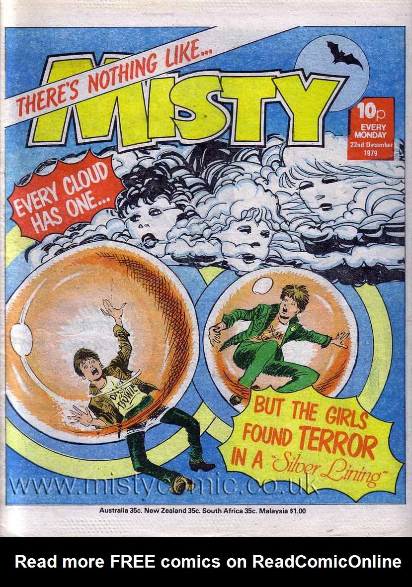 Misty (1978) 98 Page 1