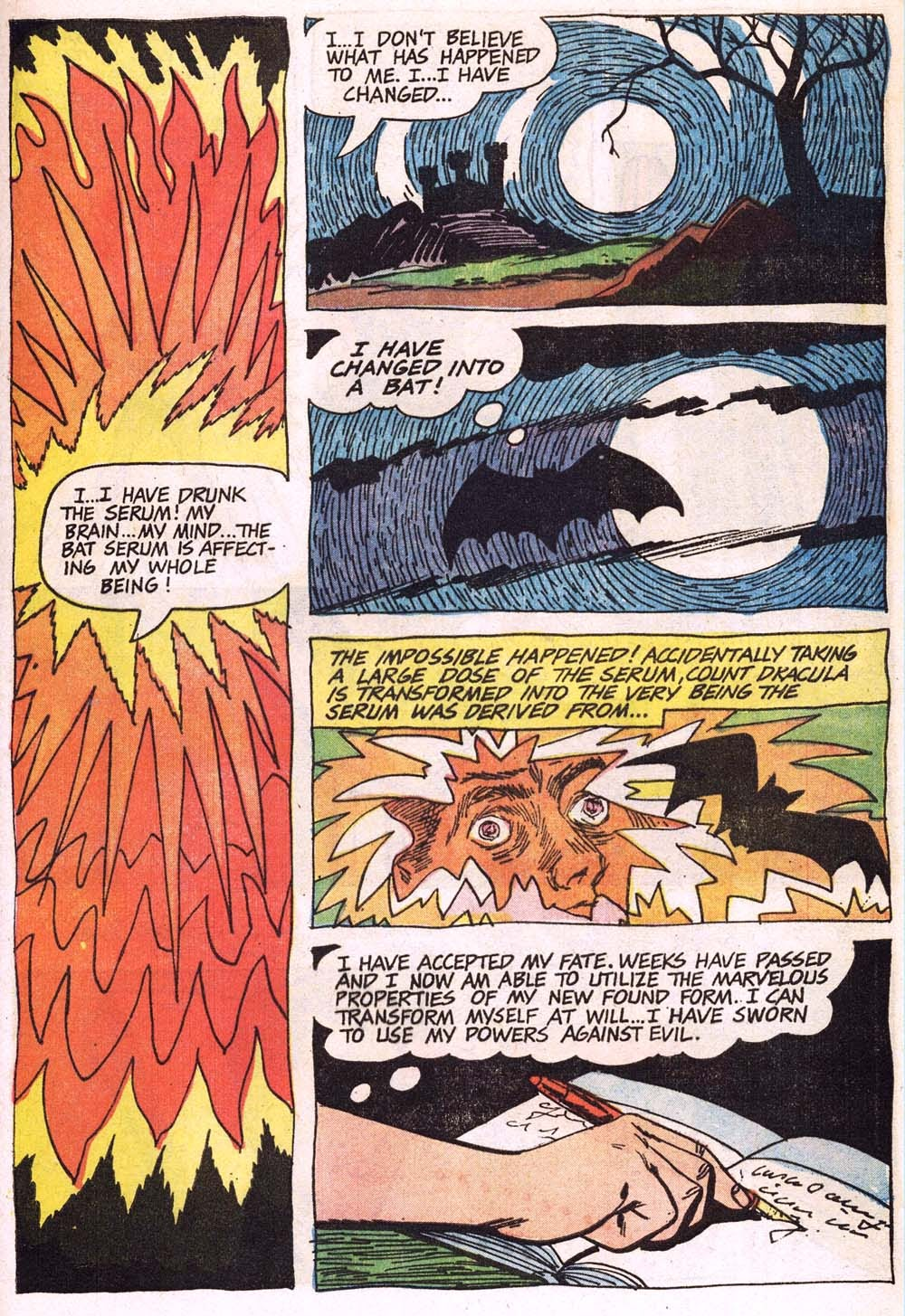 Dracula (1962) issue 3 - Page 5