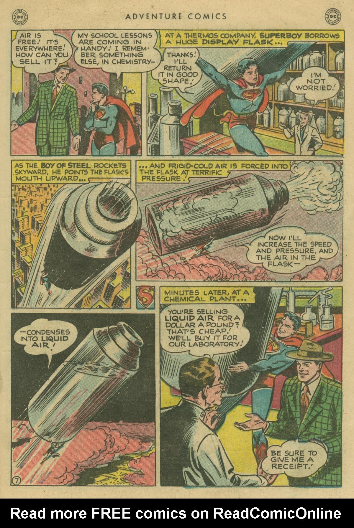 Read online Adventure Comics (1938) comic -  Issue #130 - 8