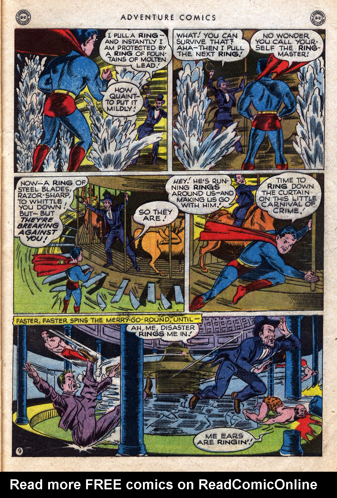 Read online Adventure Comics (1938) comic -  Issue #120 - 11