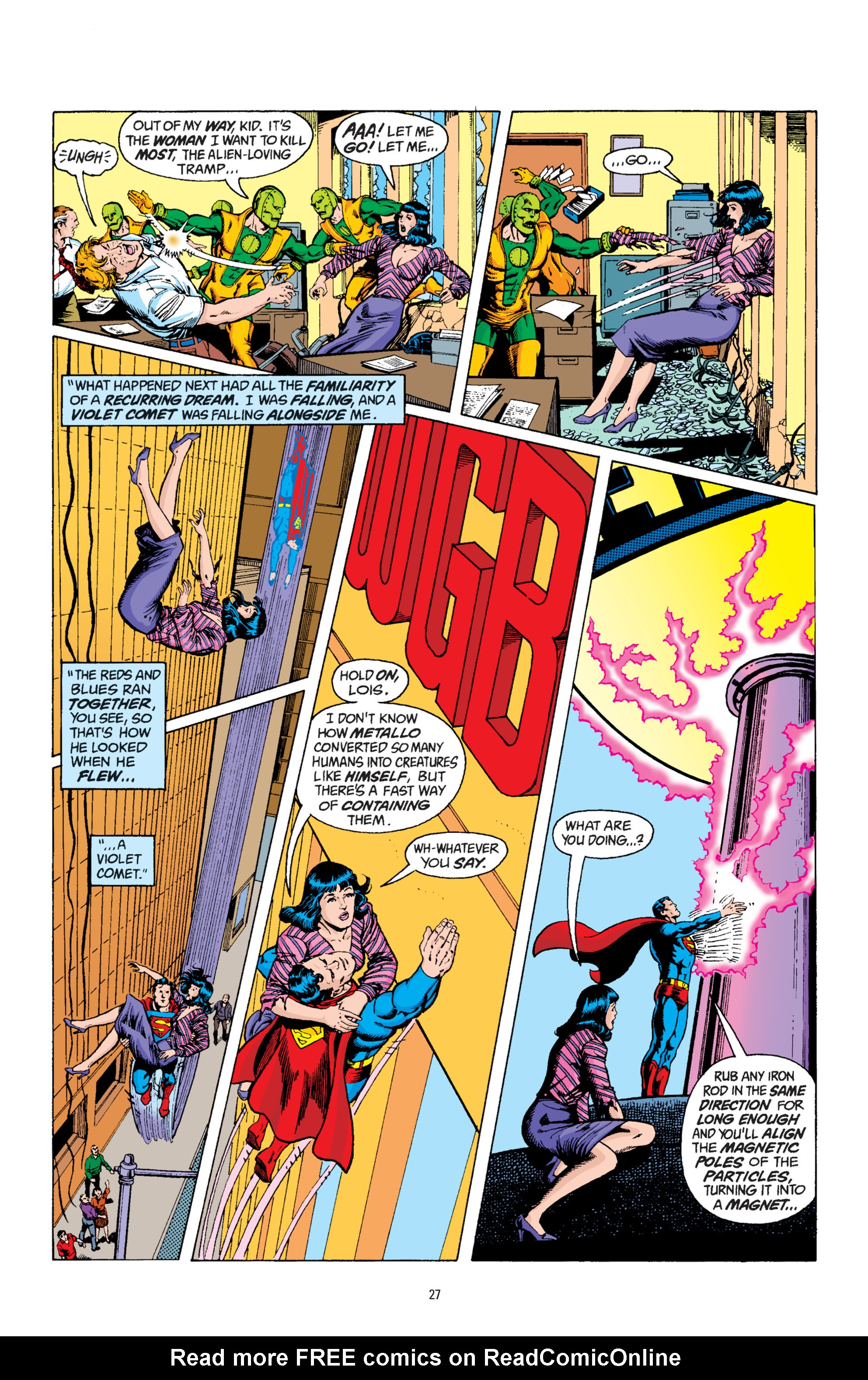 Read online Superman: Whatever Happened to the Man of Tomorrow? comic -  Issue # TPB - 26