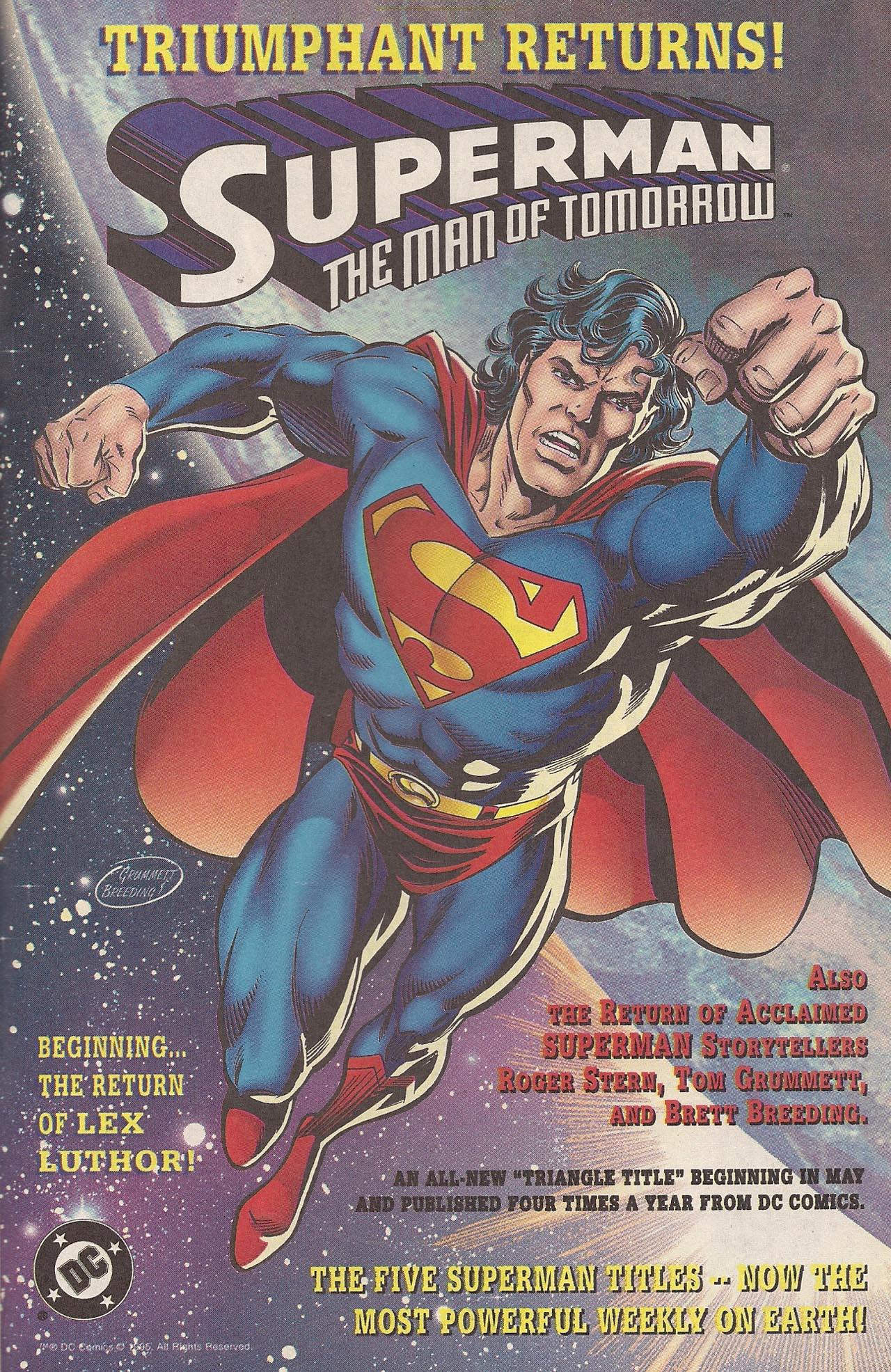 Read online Triumph comic -  Issue #2 - 33