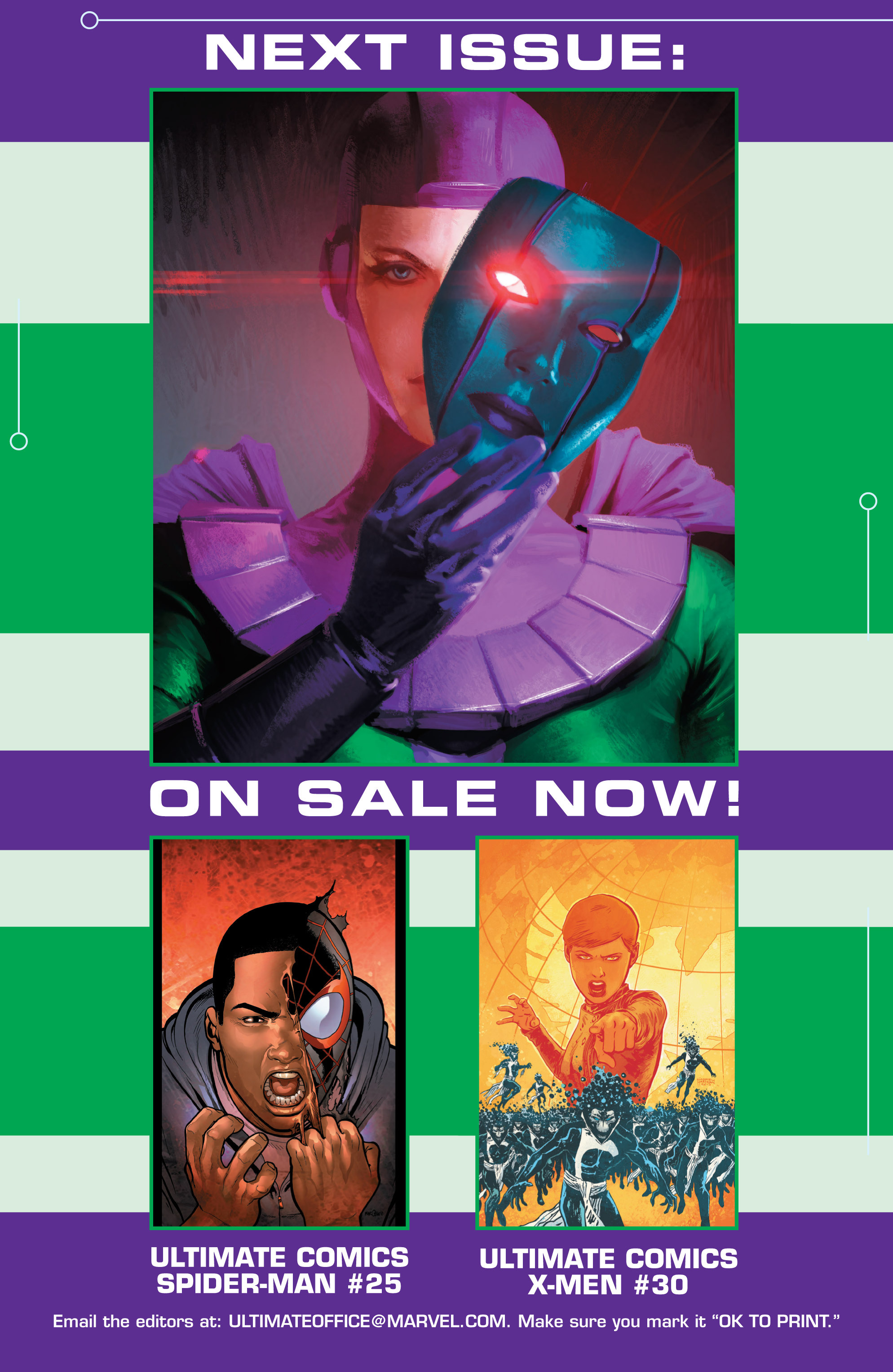Read online Ultimate Comics Ultimates comic -  Issue #29 - 22