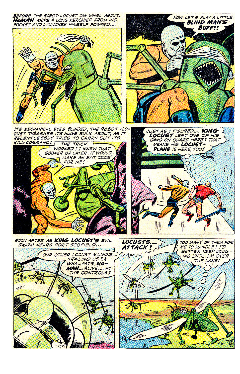 T.H.U.N.D.E.R. Agents (1965) issue 17 - Page 23