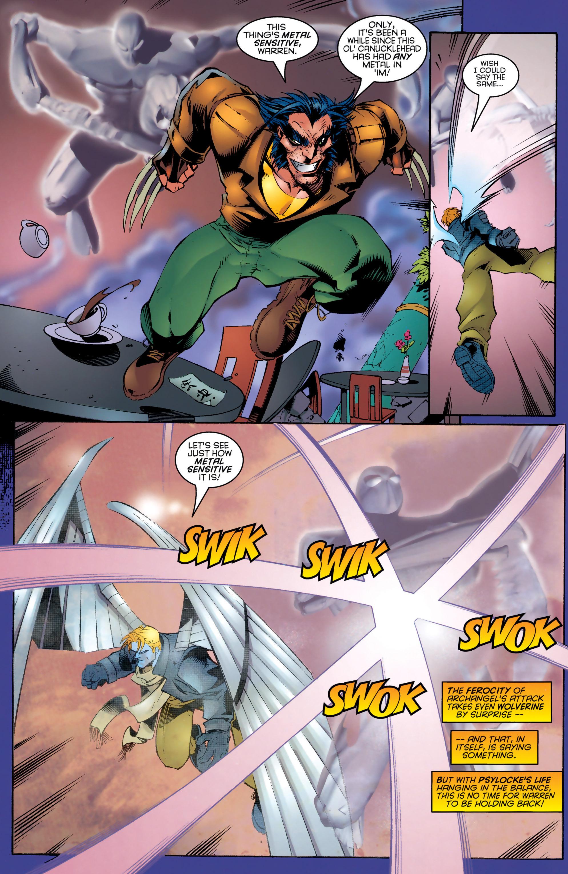 Read online Uncanny X-Men (1963) comic -  Issue #329 - 13
