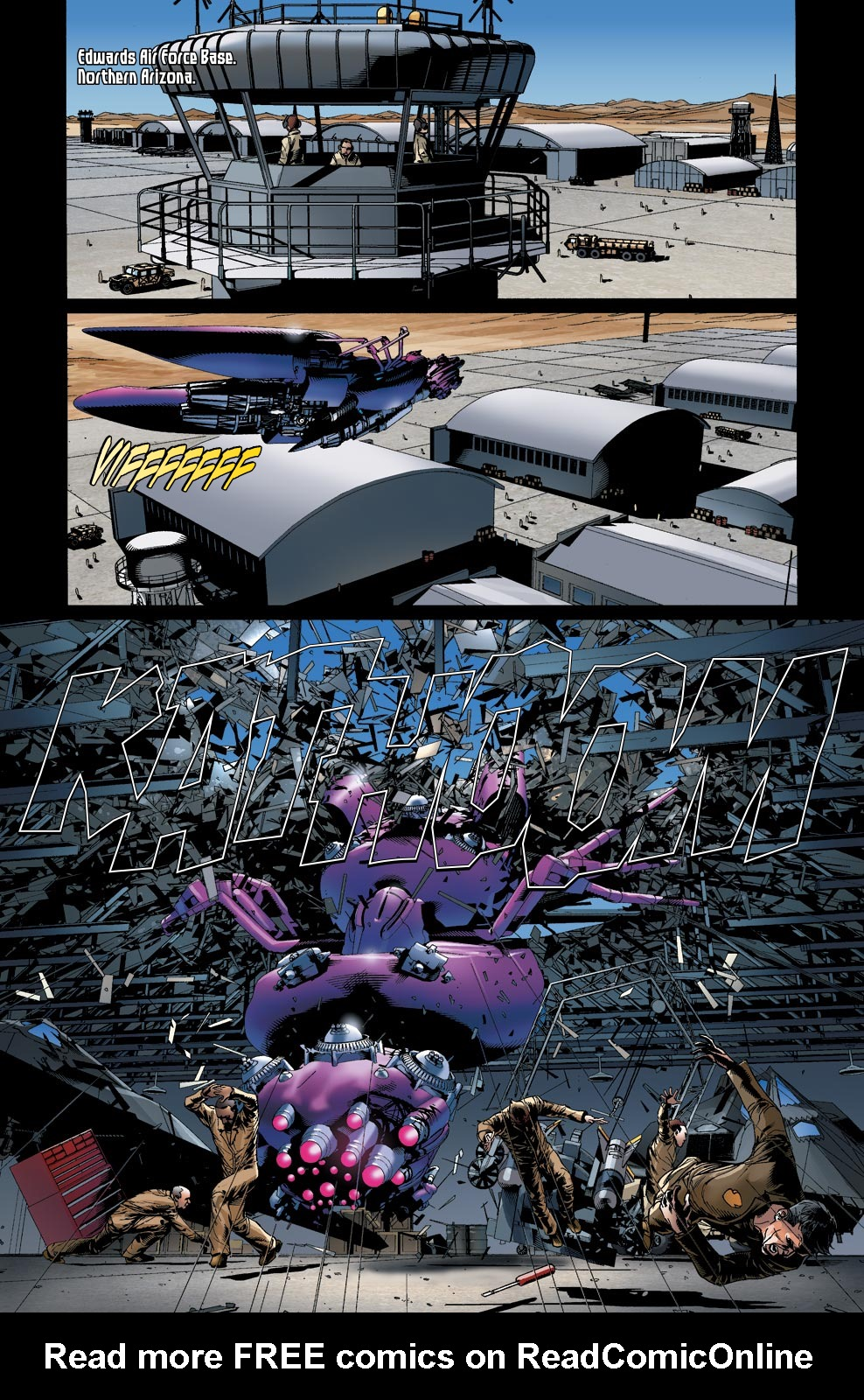 Read online Ultimate Vision comic -  Issue #4 - 16