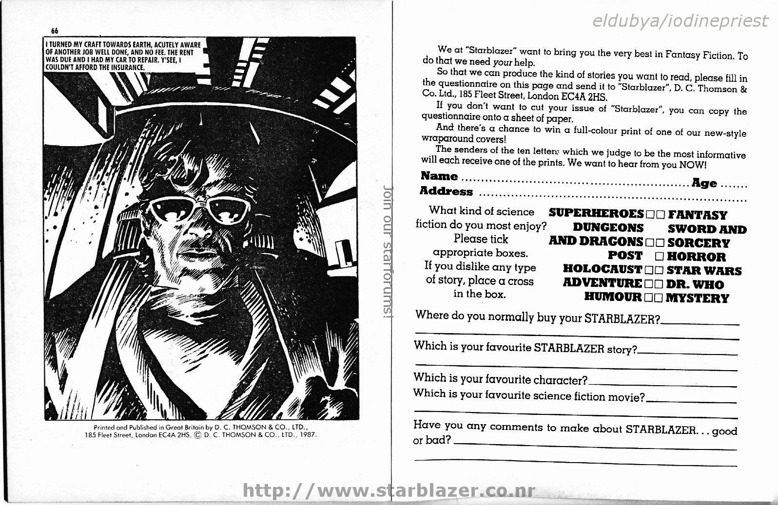 Starblazer issue 199 - Page 35