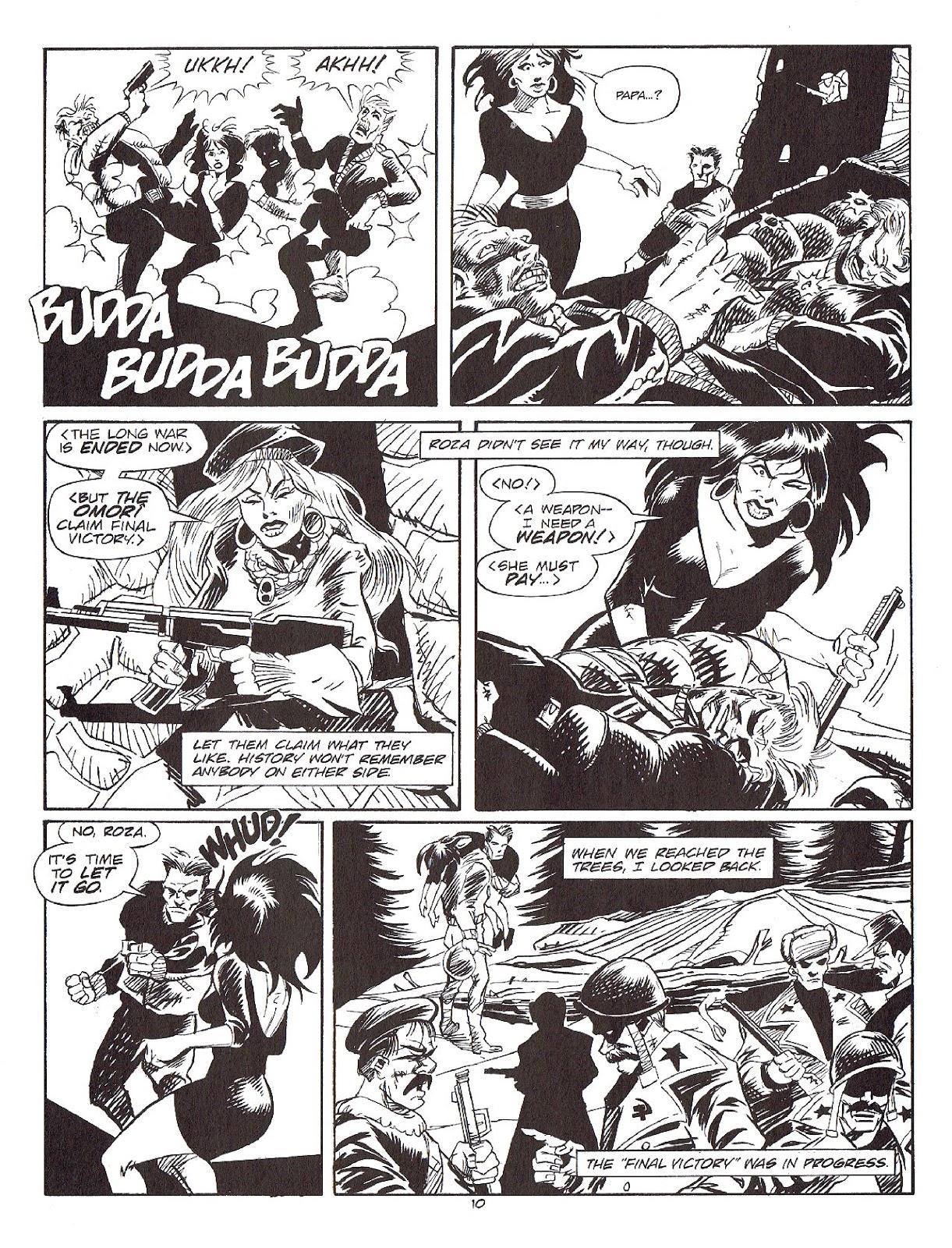 Read online Merchants of Death comic -  Issue #4 - 40