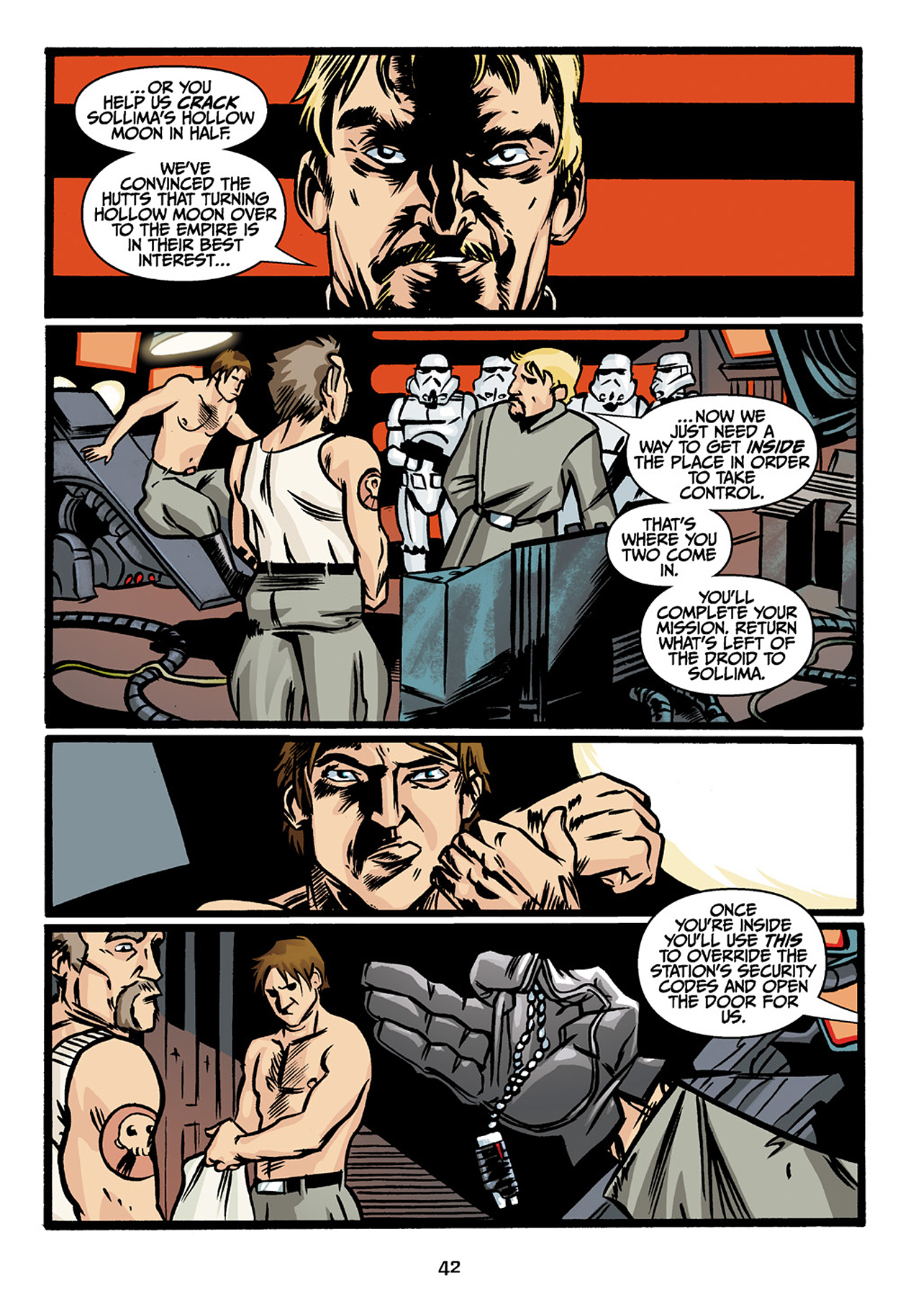 Read online Star Wars Omnibus comic -  Issue # Vol. 33 - 44