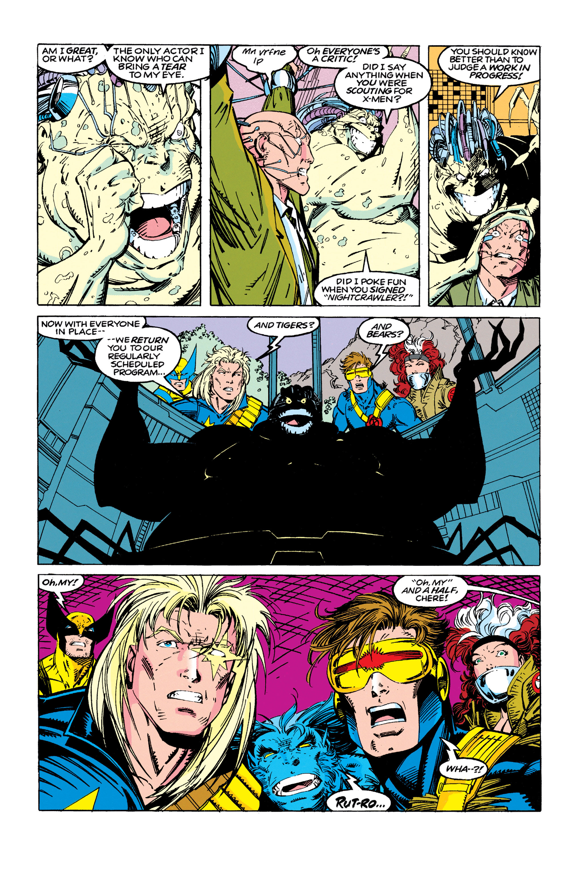 X-Men (1991) 10 Page 14
