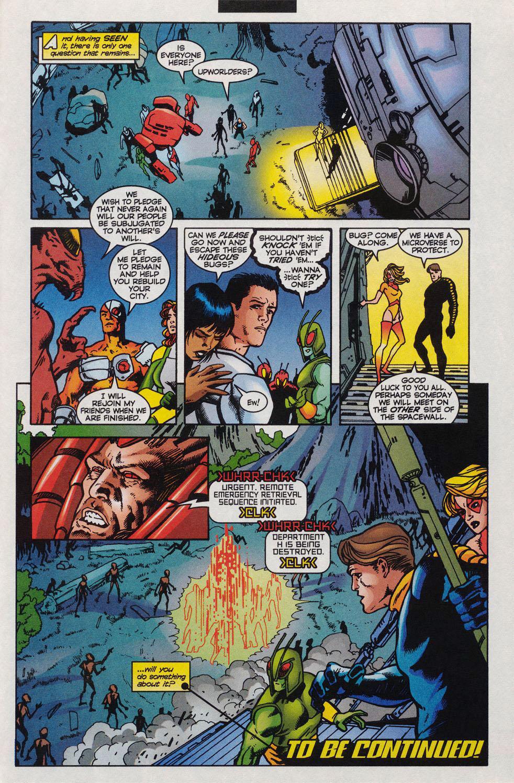 Read online Alpha Flight (1997) comic -  Issue #11 - 22