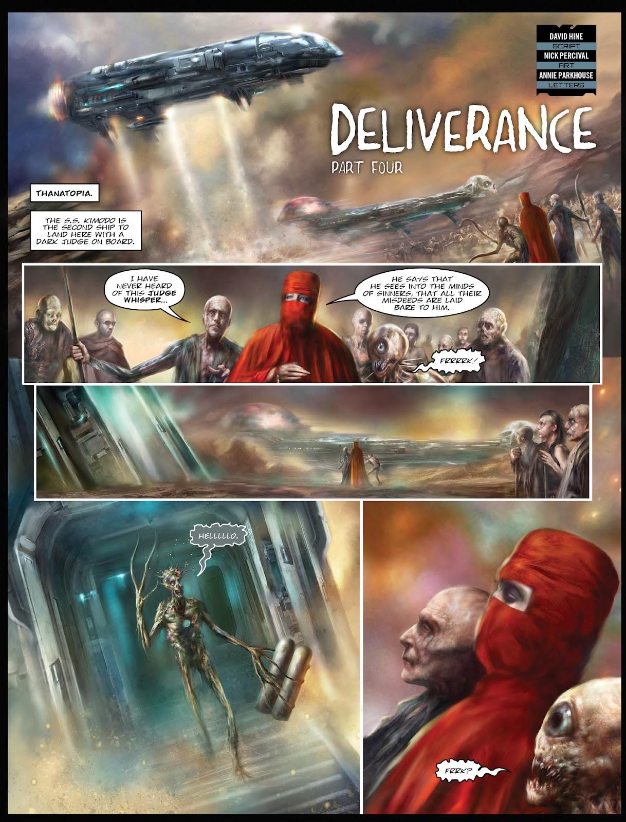 Judge Dredd Megazine (Vol. 5) issue 427 - Page 52