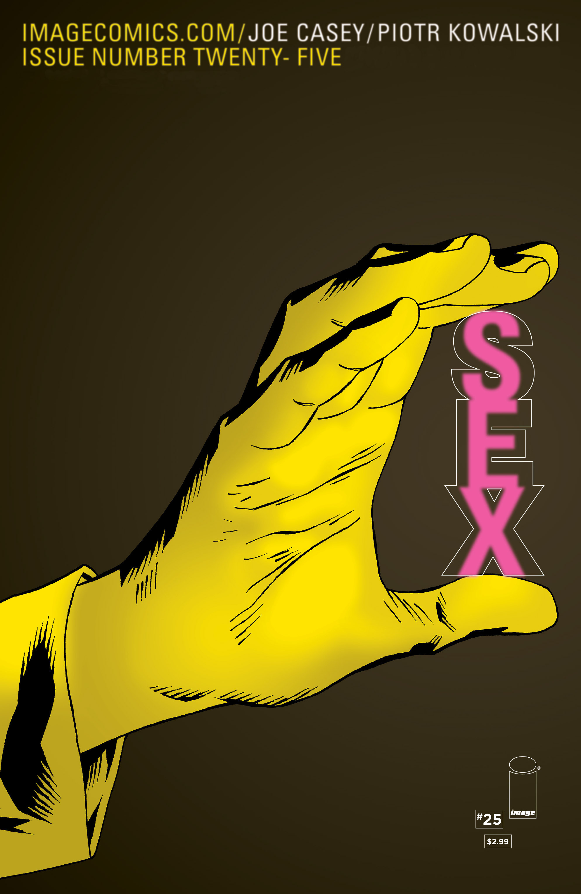 Read online Sex comic -  Issue #25 - 1
