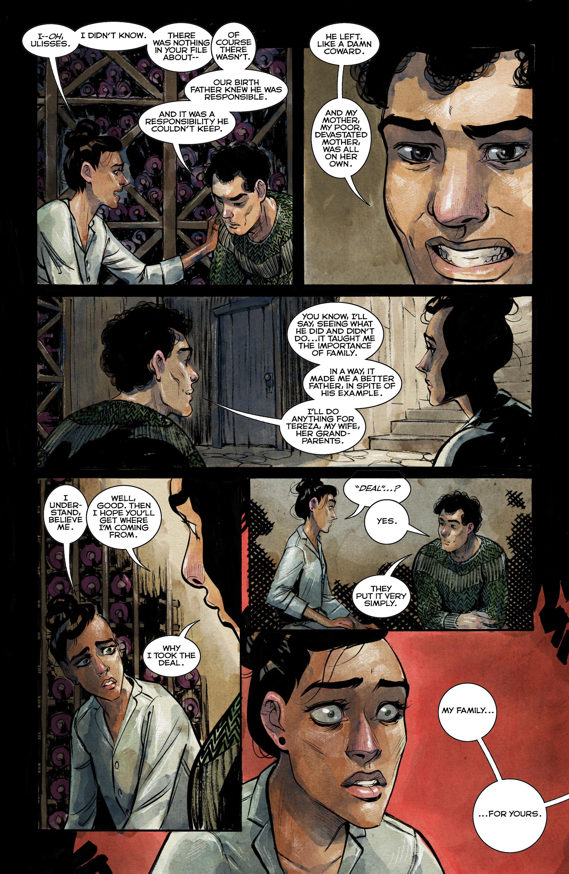Read online Shutter comic -  Issue #22 - 10
