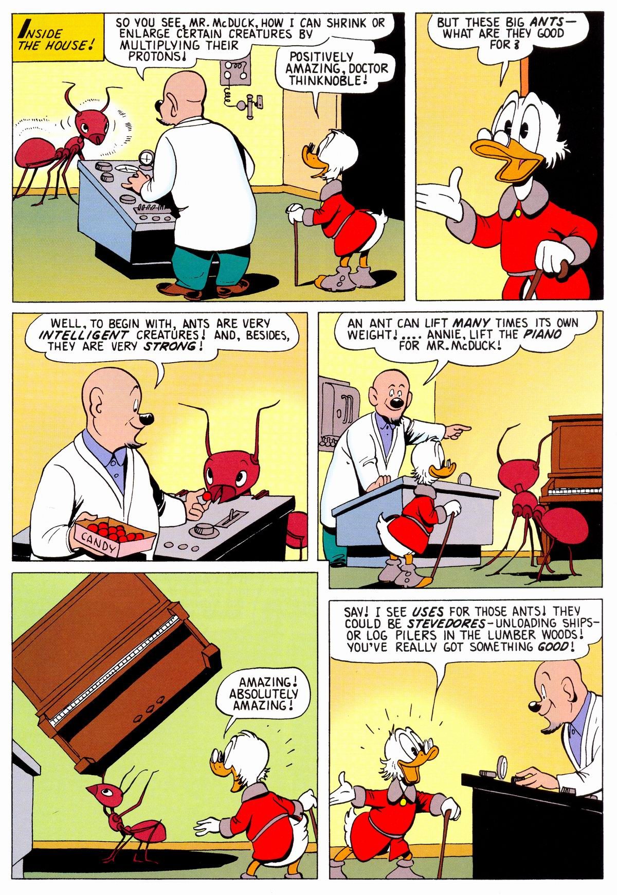 Read online Uncle Scrooge (1953) comic -  Issue #330 - 55