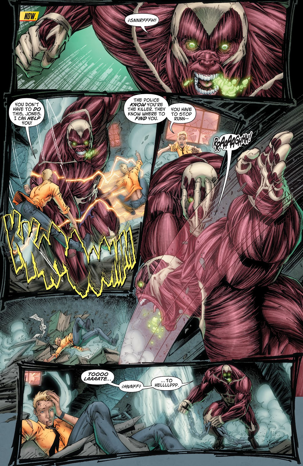 Read online The Flash (2011) comic -  Issue # _TPB 6 (Part 2) - 10