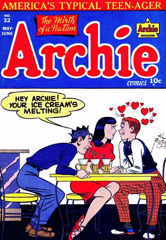 Archie Comics issue 032 - Page 1