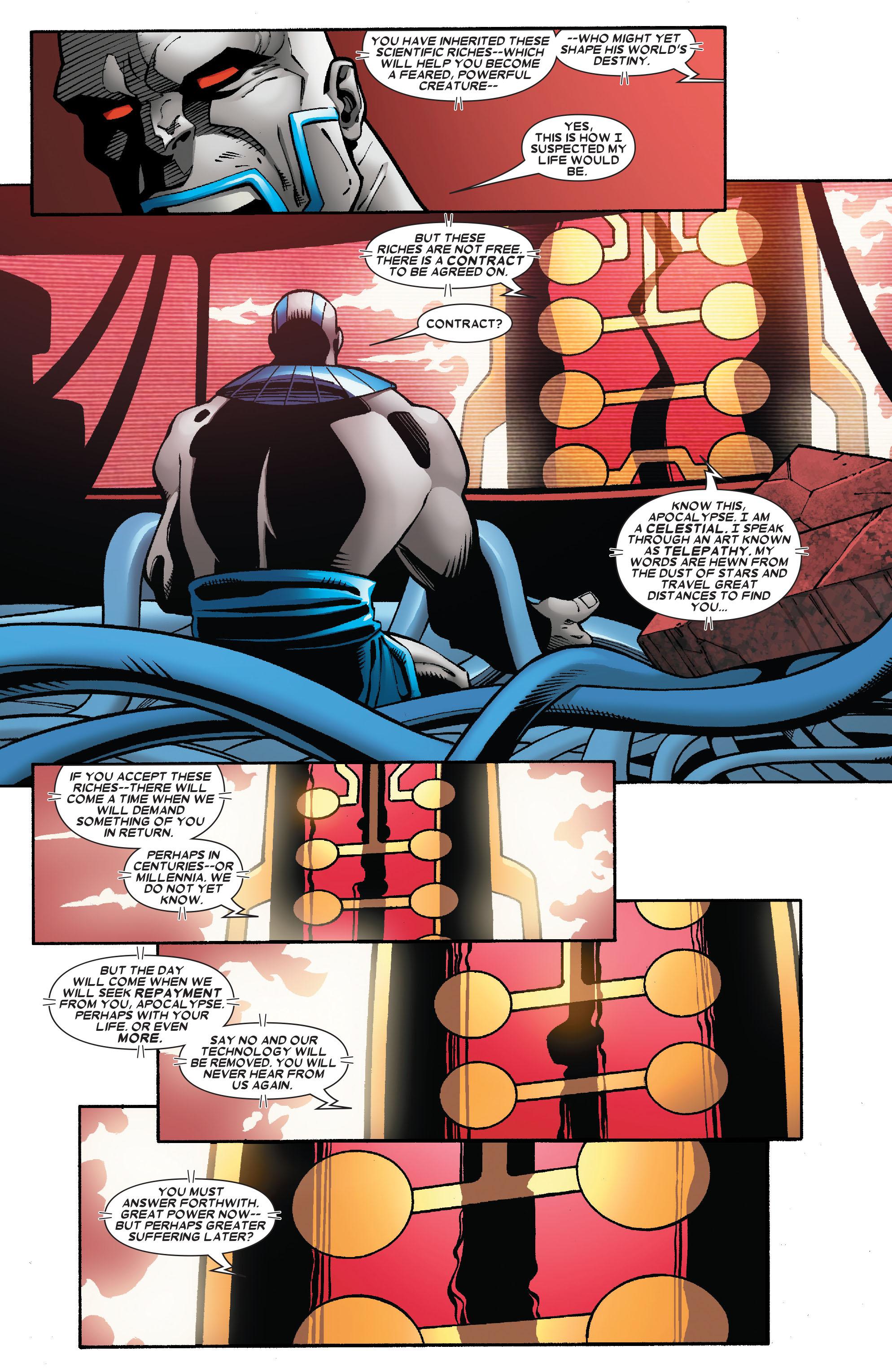 X-Men (1991) 186 Page 26