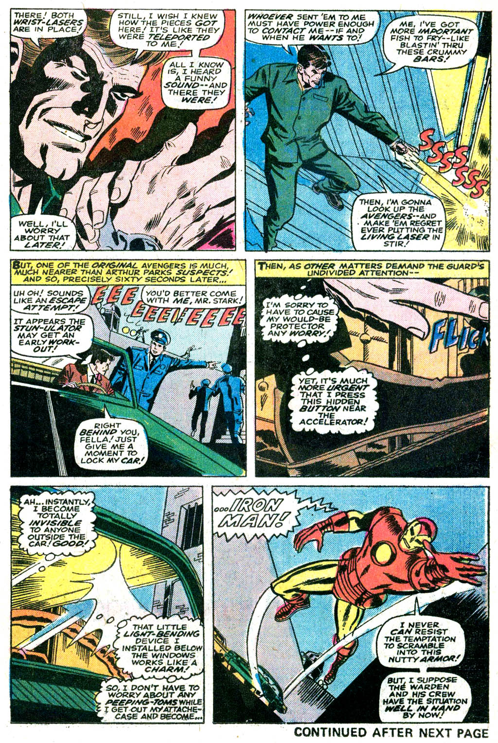 Giant-Size Avengers (1974) issue 5 - Page 4