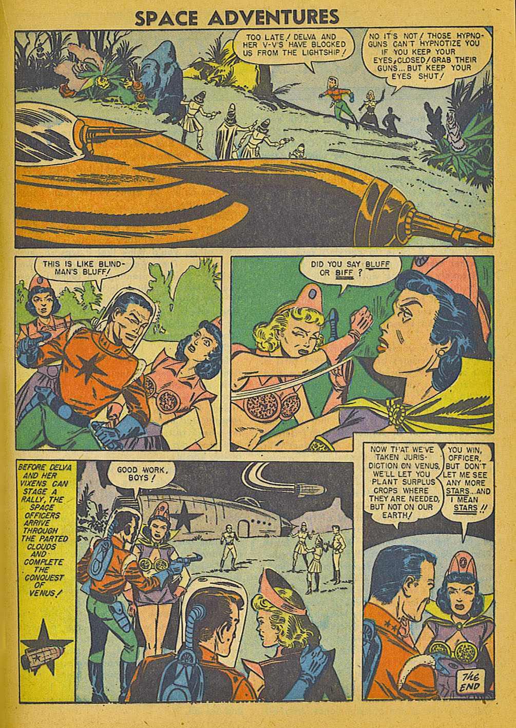 Space Adventures (1952) issue 3 - Page 16