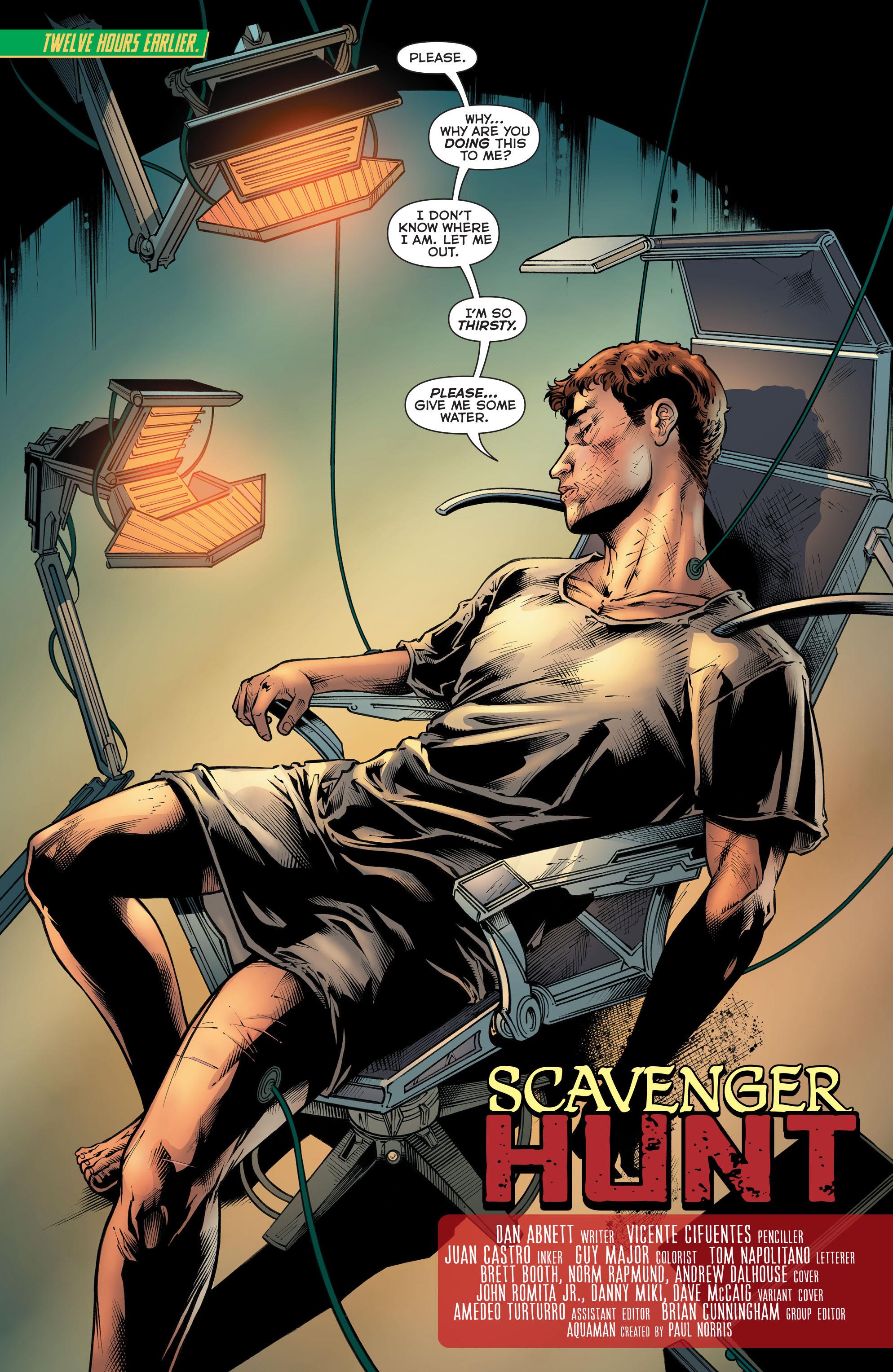 Read online Aquaman (2011) comic -  Issue #51 - 6