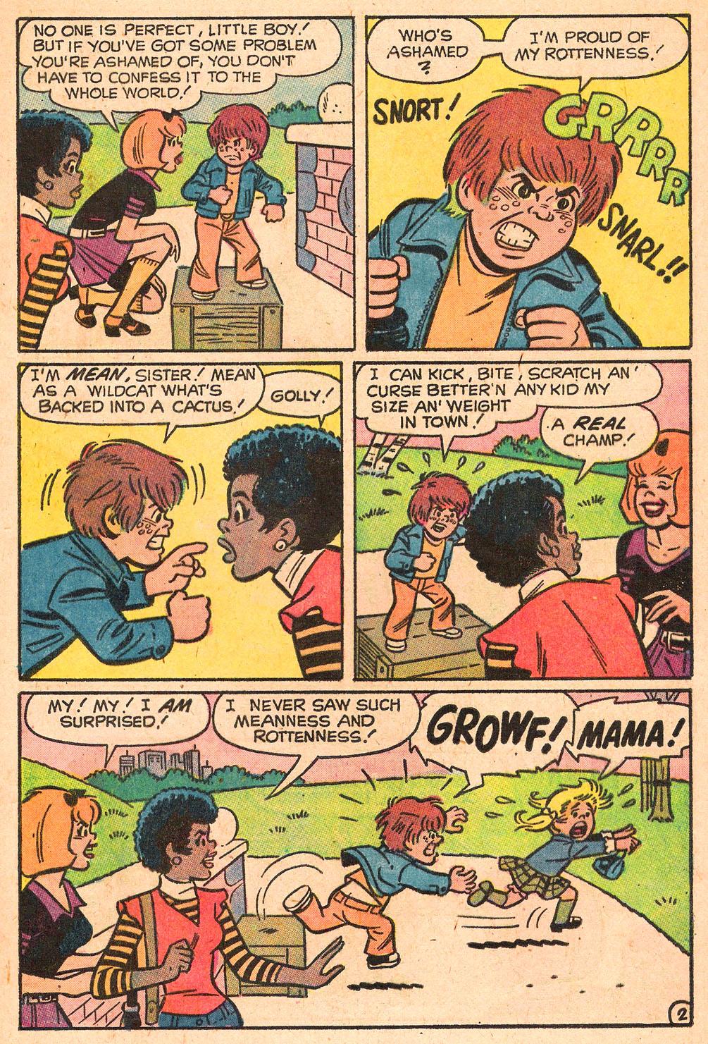 Read online She's Josie comic -  Issue #69 - 21