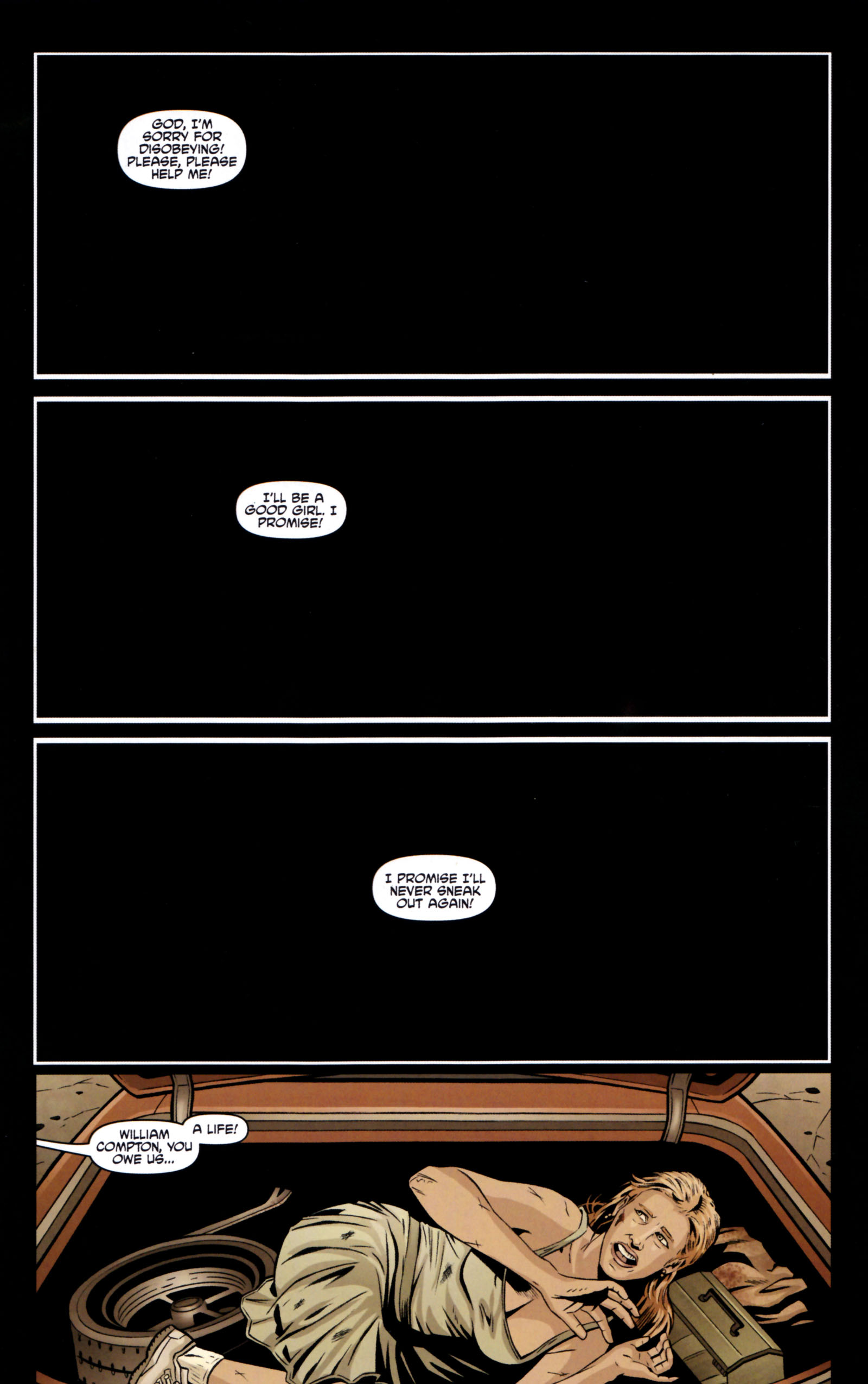 Read online True Blood: Tainted Love comic -  Issue #5 - 6