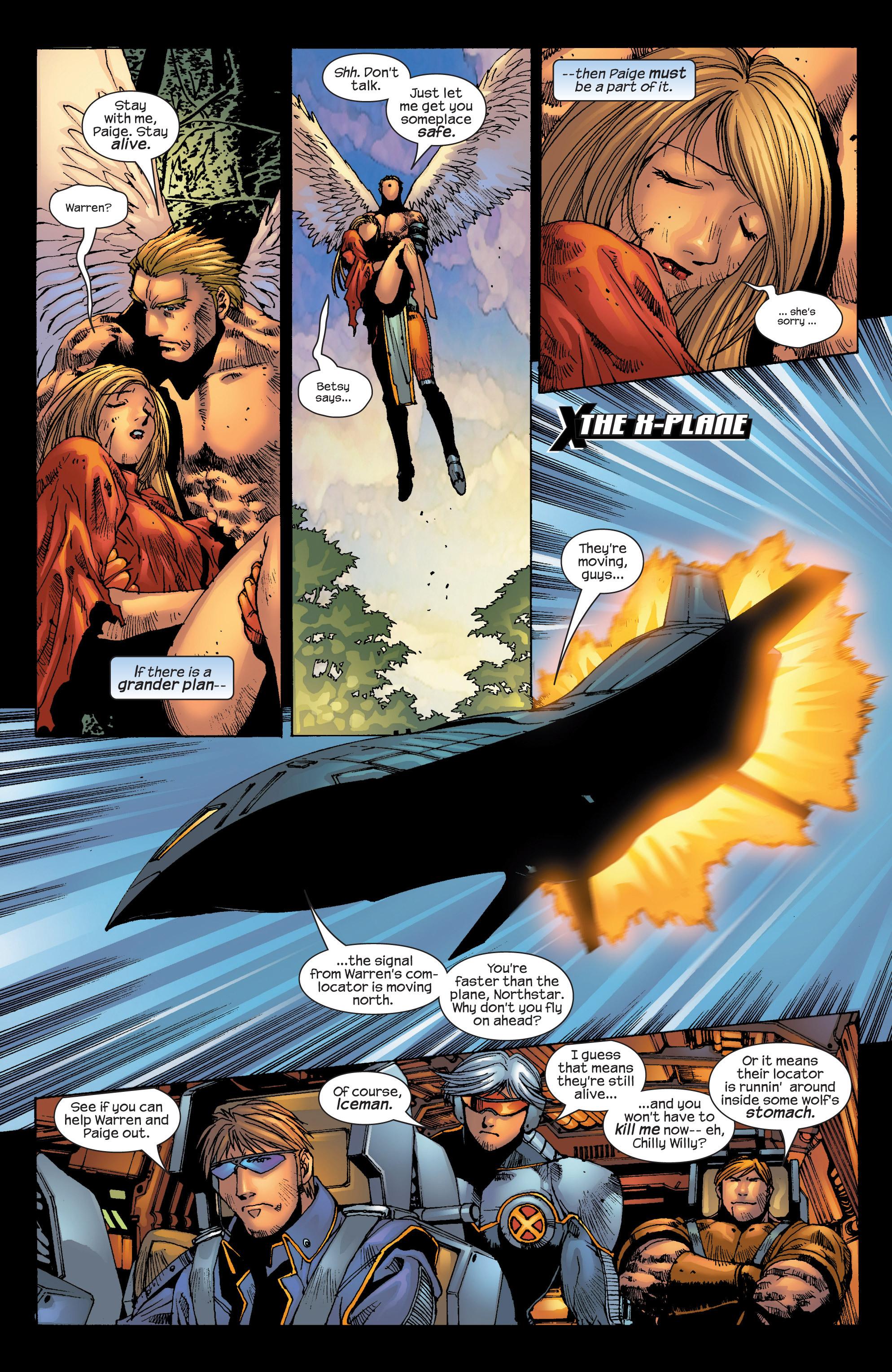 Read online Uncanny X-Men (1963) comic -  Issue #420 - 8