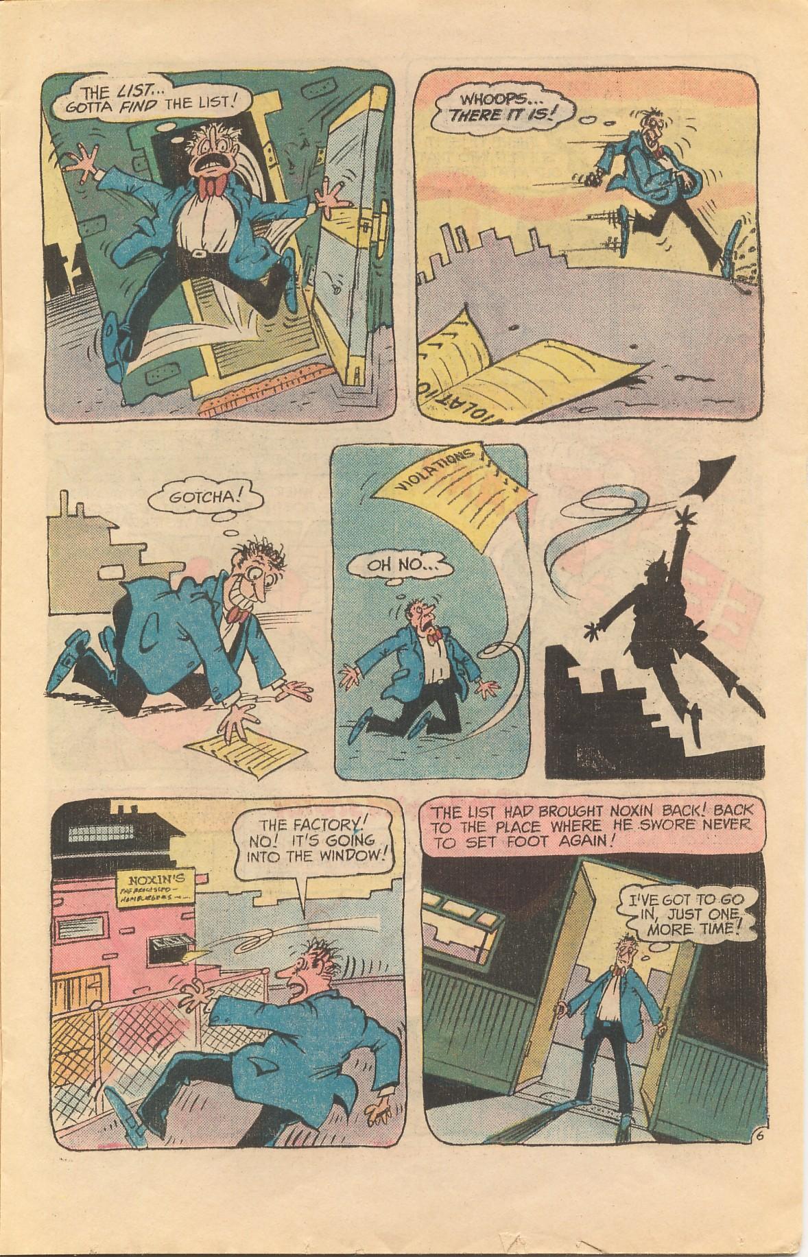 Read online Plop! comic -  Issue #20 - 15
