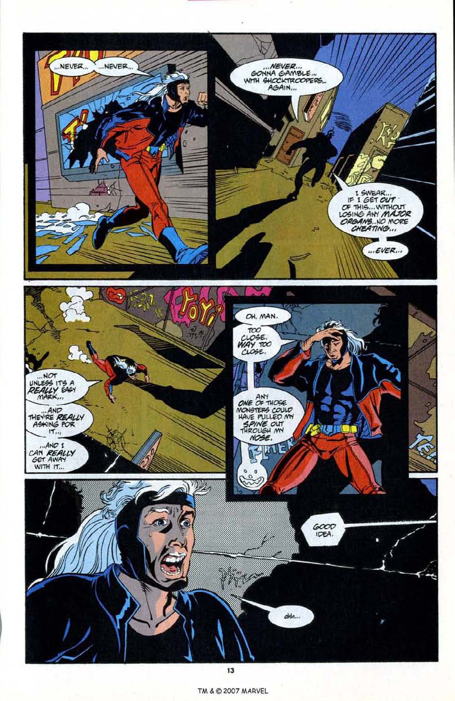Read online Silver Surfer (1987) comic -  Issue # _Annual 6 - 15