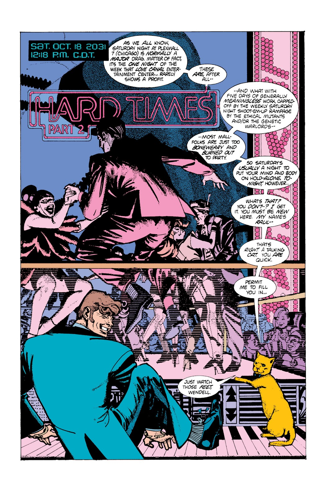 American Flagg! issue Definitive Collection (Part 1) - Page 53