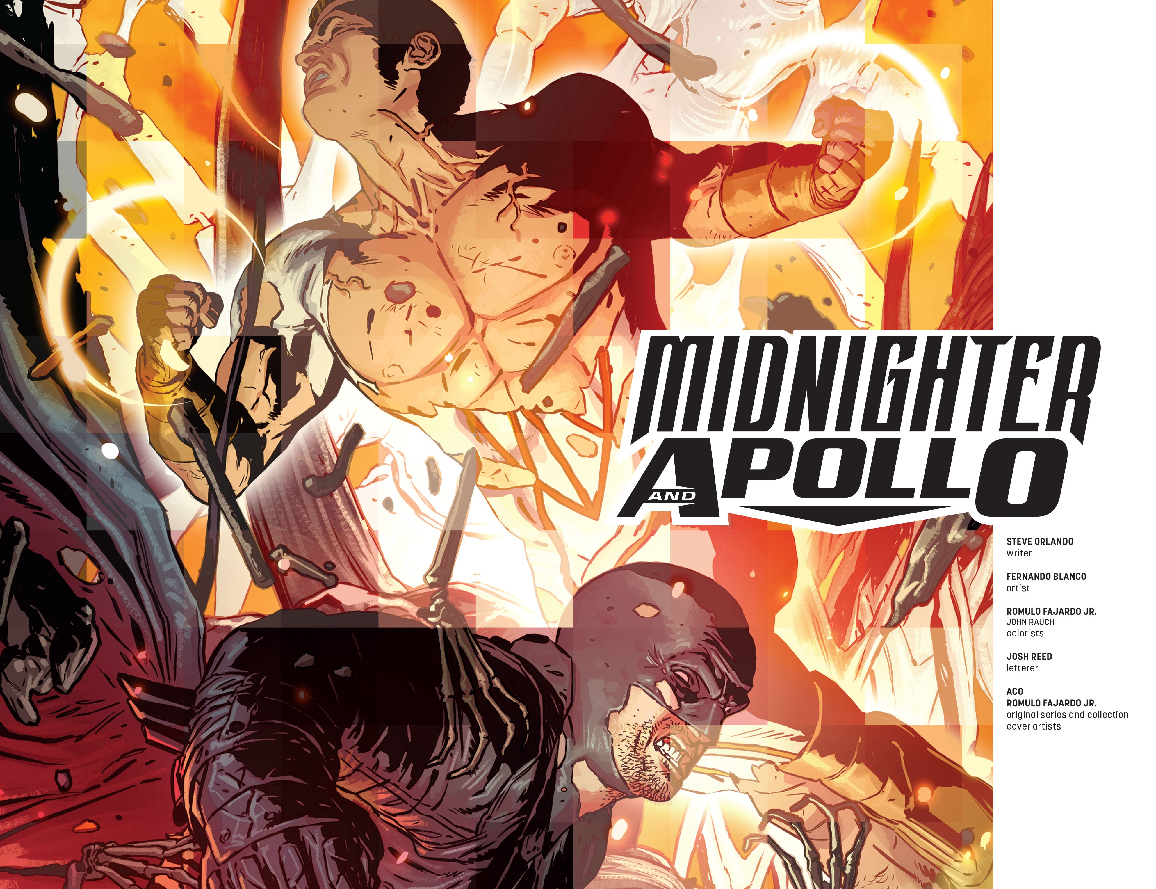 Midnighter and Apollo #_TPB #7 - English 4