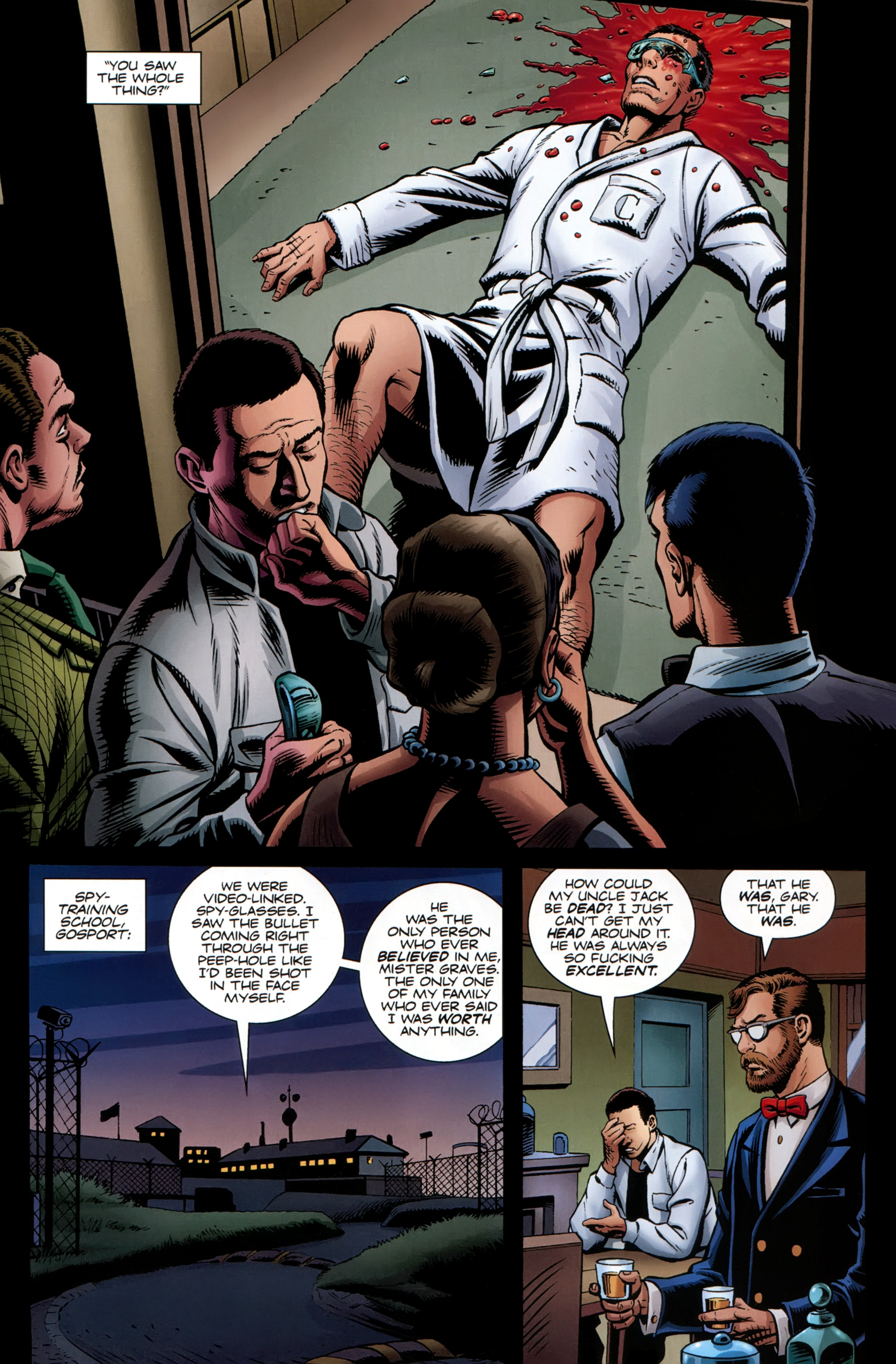 Read online Secret Service comic -  Issue #6 - 4