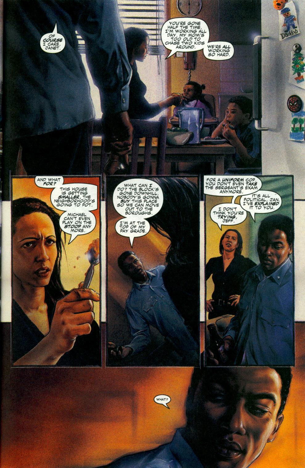 Read online Code of Honor comic -  Issue #3 - 12
