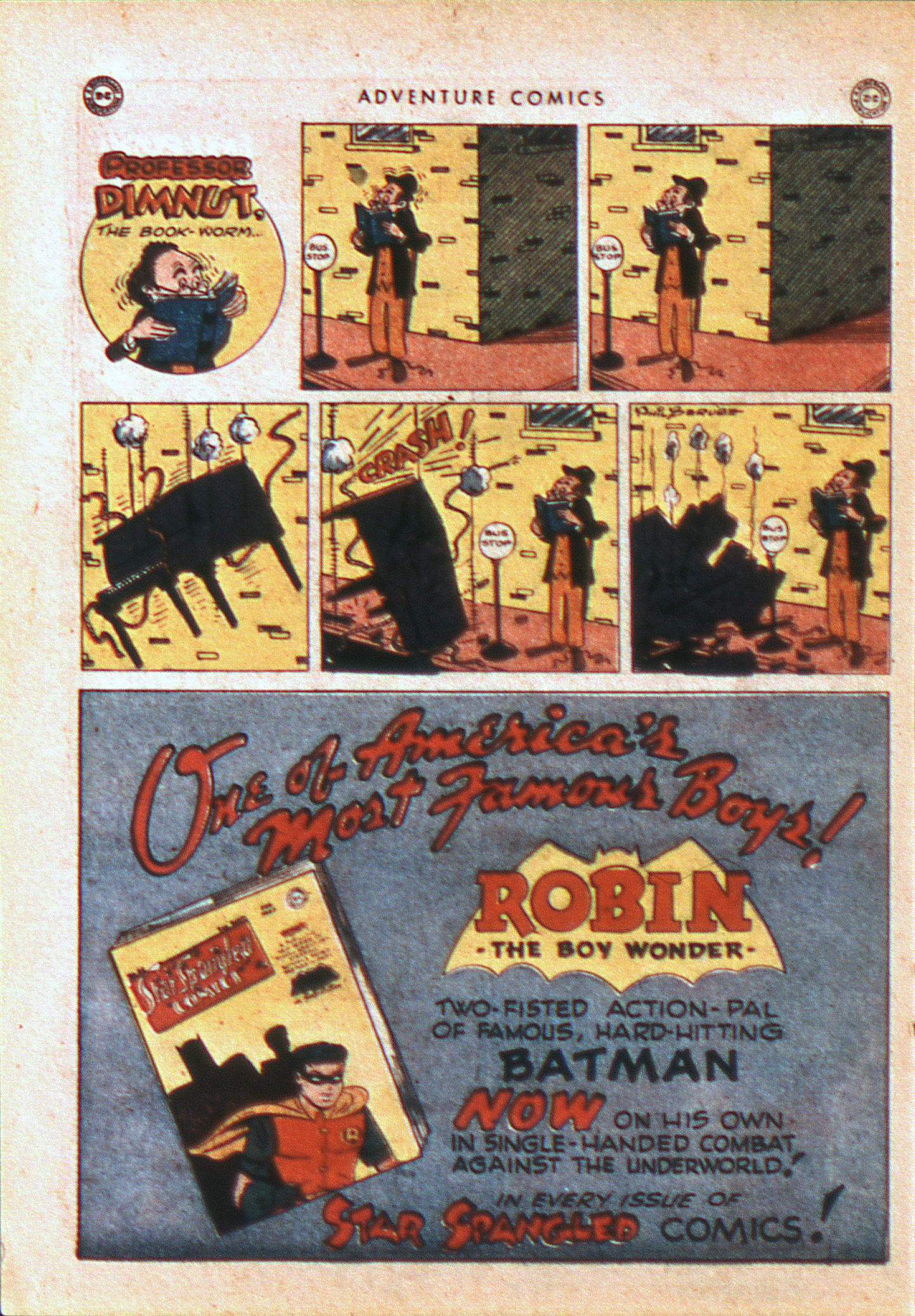 Read online Adventure Comics (1938) comic -  Issue #113 - 21