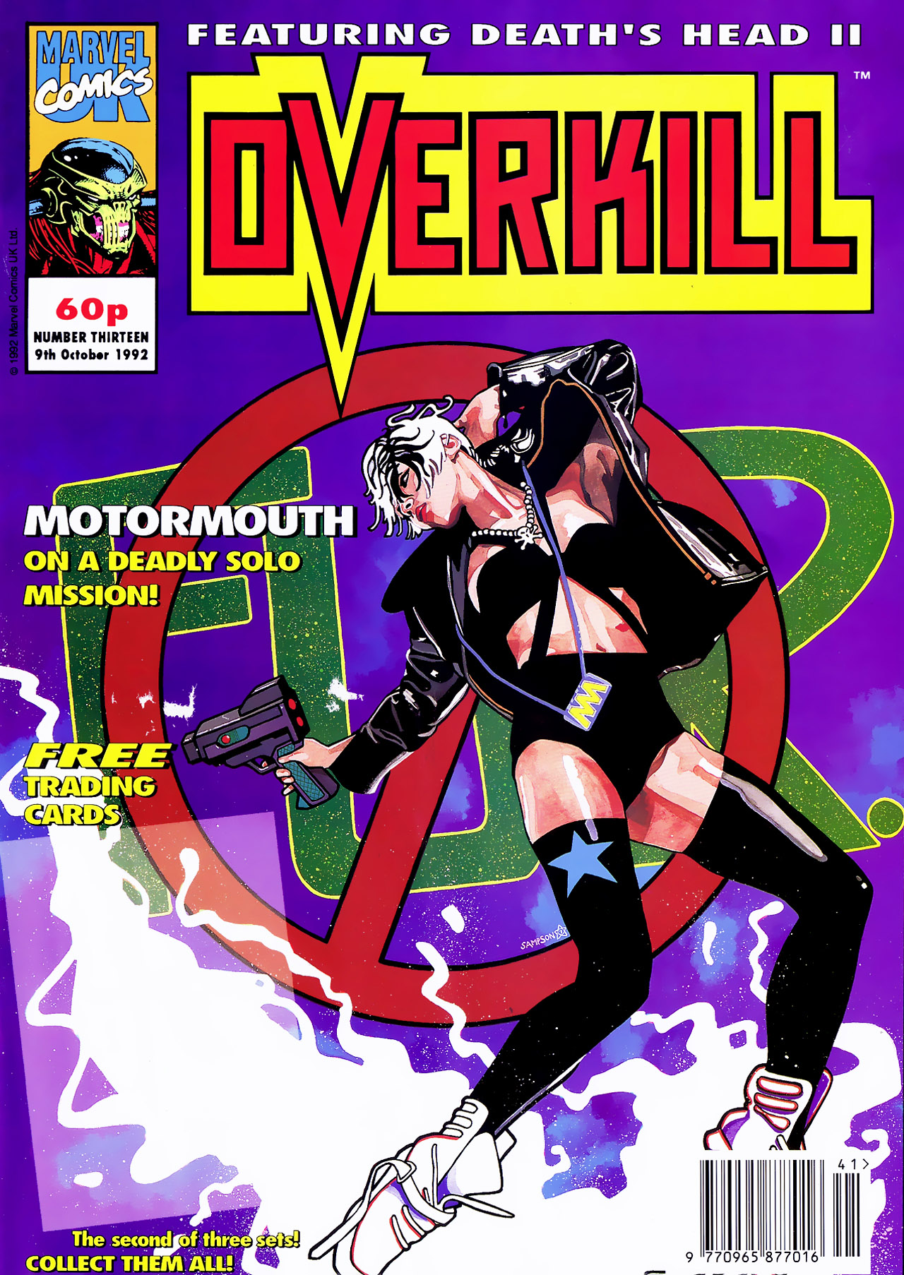 Read online Overkill comic -  Issue #13 - 1