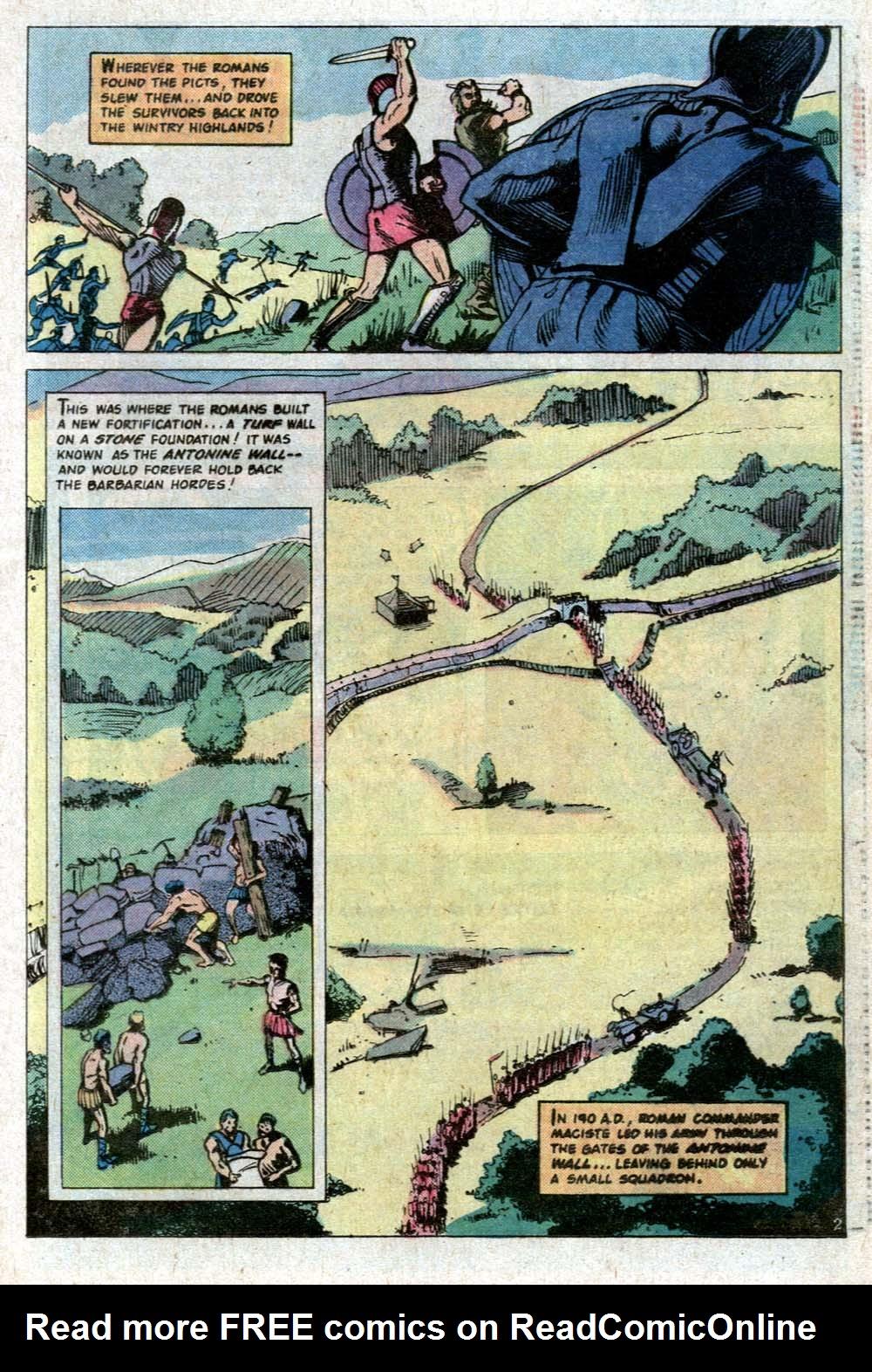 Read online Sgt. Rock comic -  Issue #352 - 21