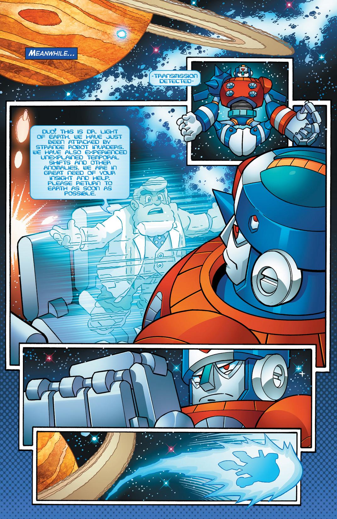 Read online Sonic Mega Man Worlds Collide comic -  Issue # Vol 2 - 14