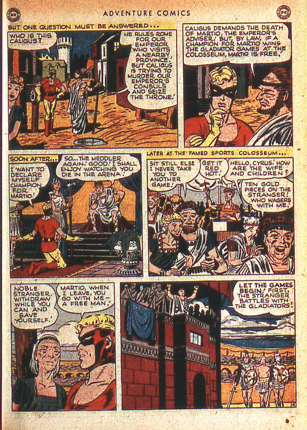 Read online Adventure Comics (1938) comic -  Issue #125 - 46