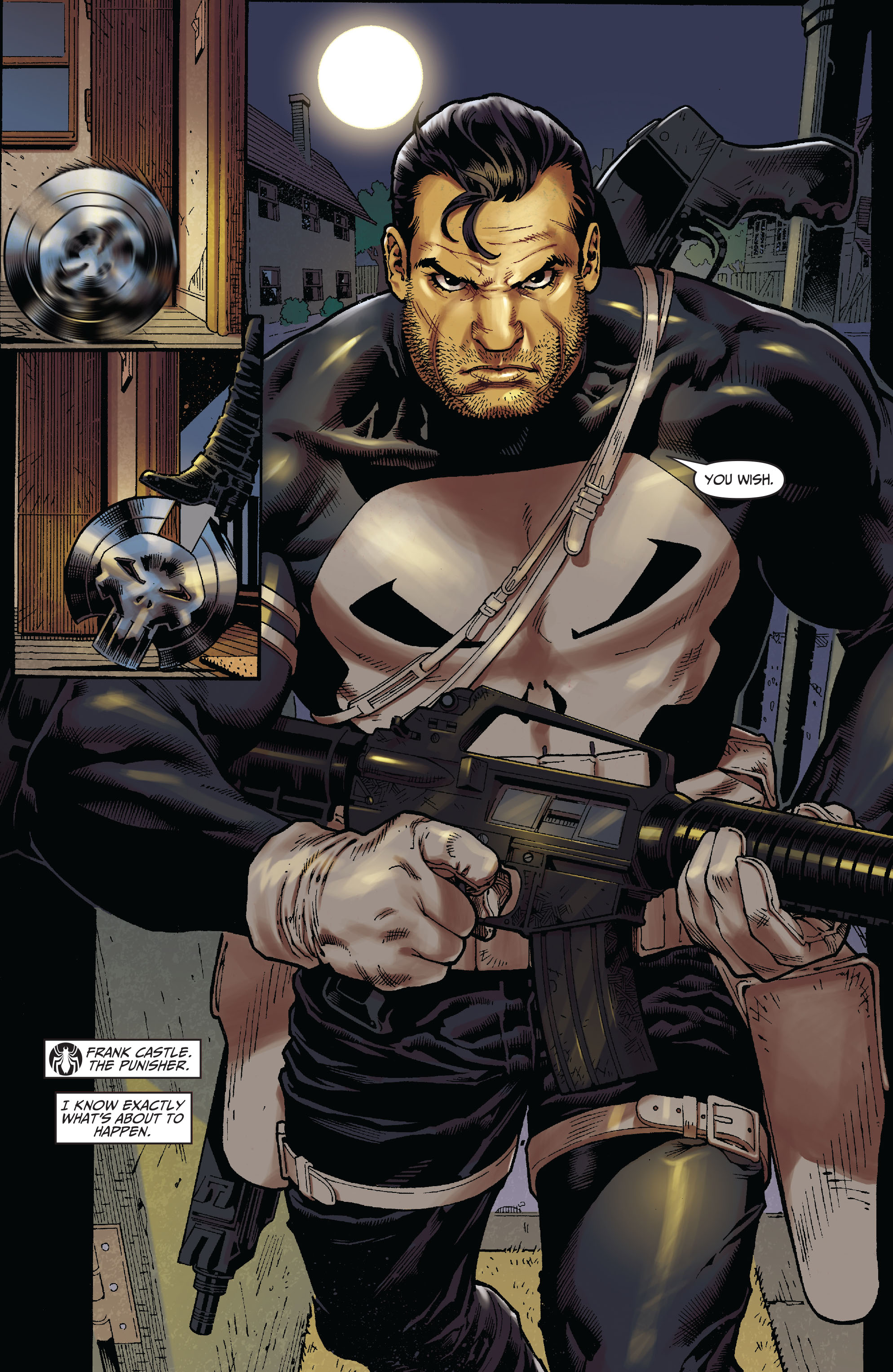 Read online Amazing Spider-Man Presents: Anti-Venom - New Ways To Live comic -  Issue #1 - 18