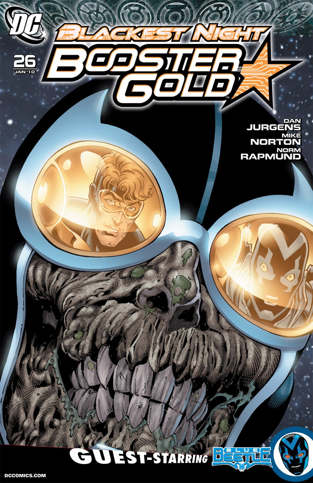 Booster Gold (2007) issue 26 - Page 1